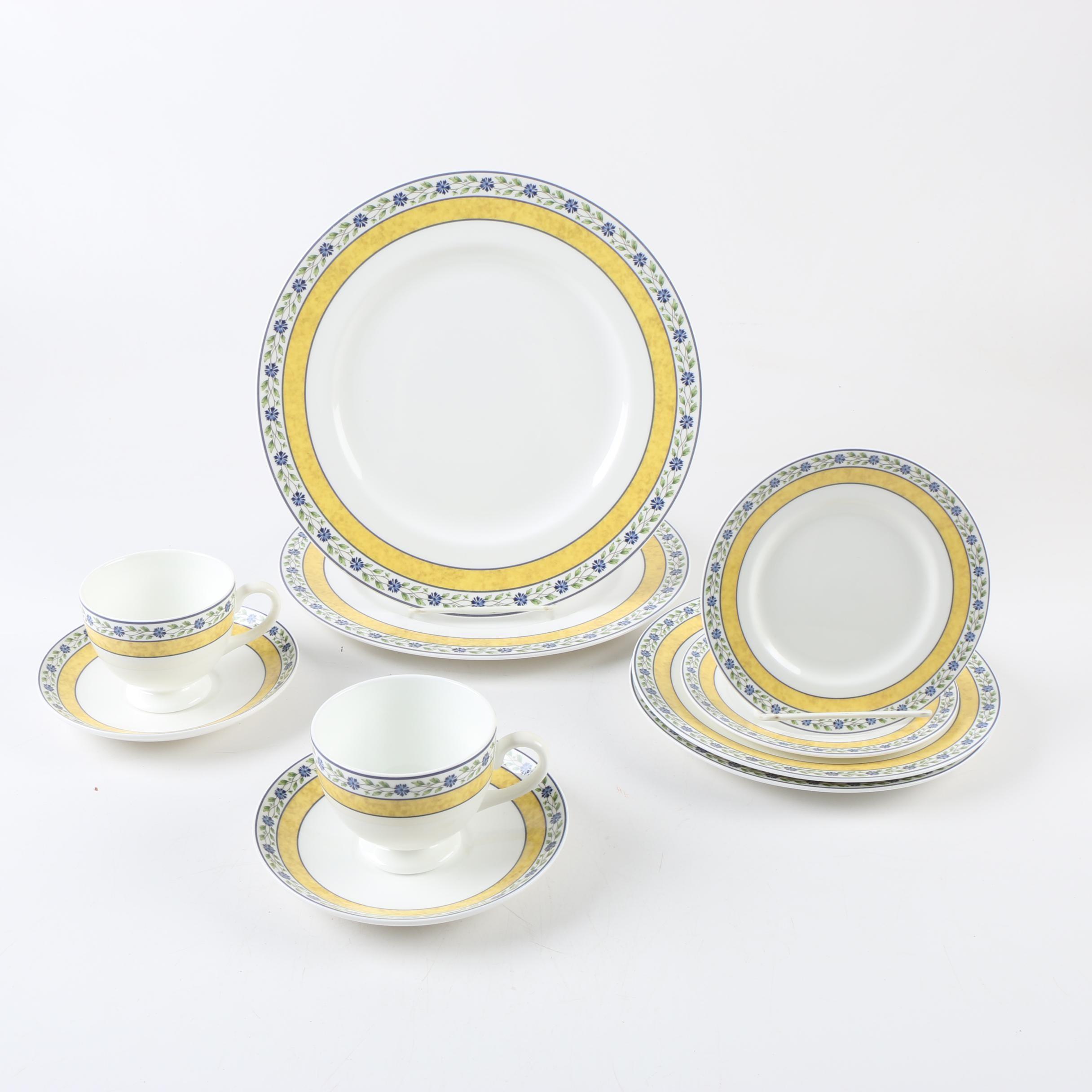 Wedgwood \ Mistral\  Bone China Tableware ...  sc 1 st  EBTH.com & Wedgwood \