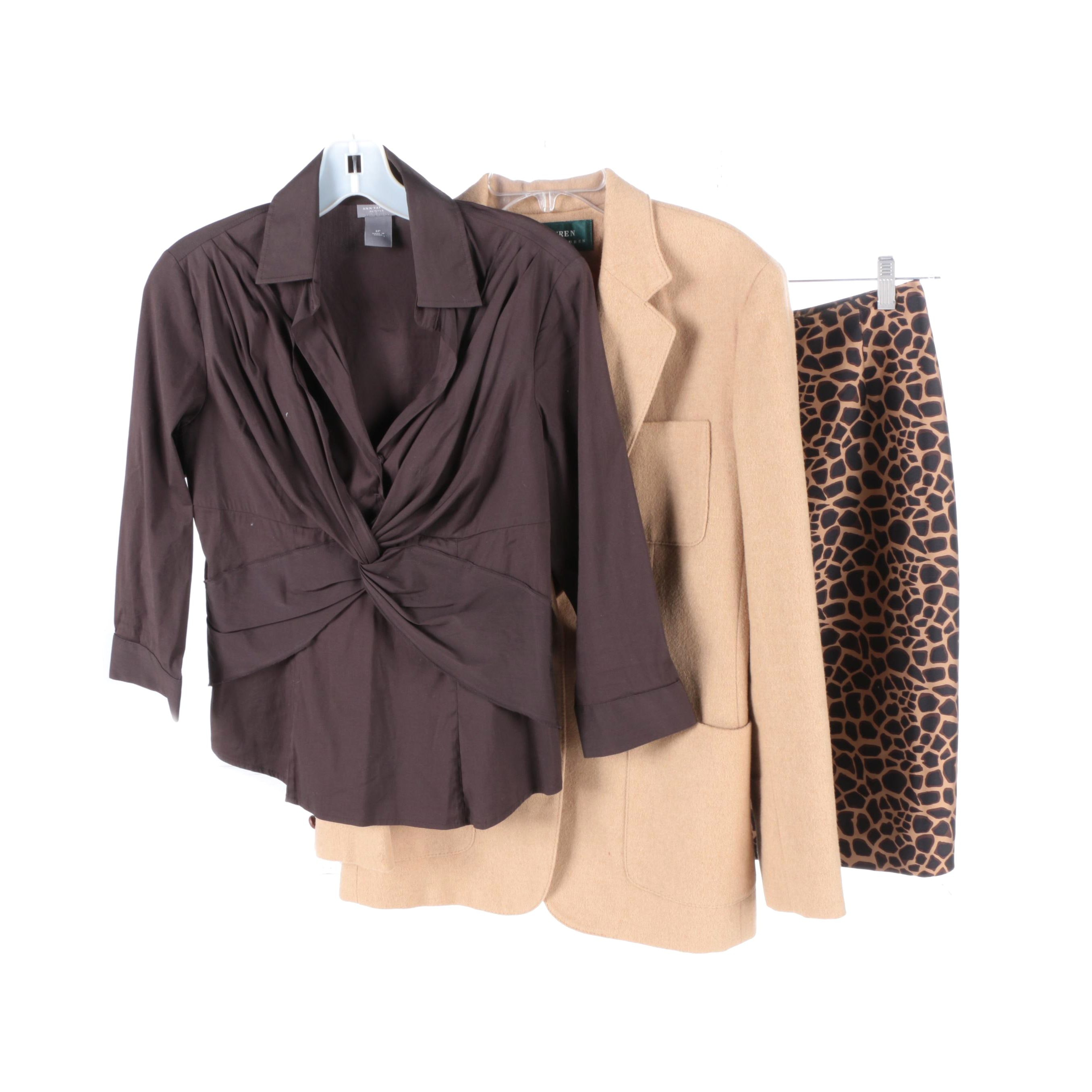 Women's Suit Separates Including Ann Taylor and Lauren Ralph Lauren