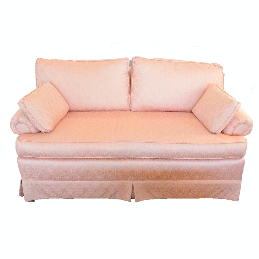 Pleasing Vintage Loveseat By Century Furniture Machost Co Dining Chair Design Ideas Machostcouk