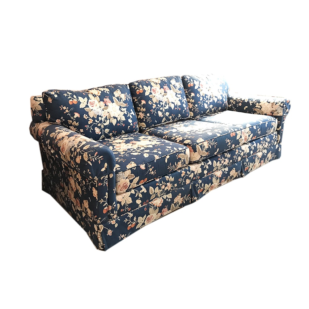 Upholstered Sleeper Sofa