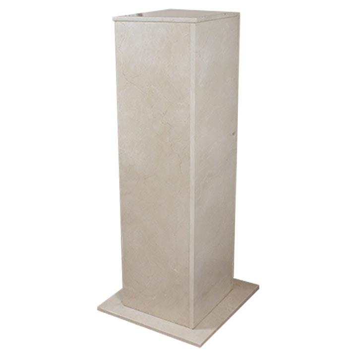 Marble Display Pedestal