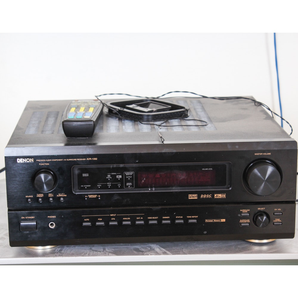 Denon AVR-1082 Stereo Receiver