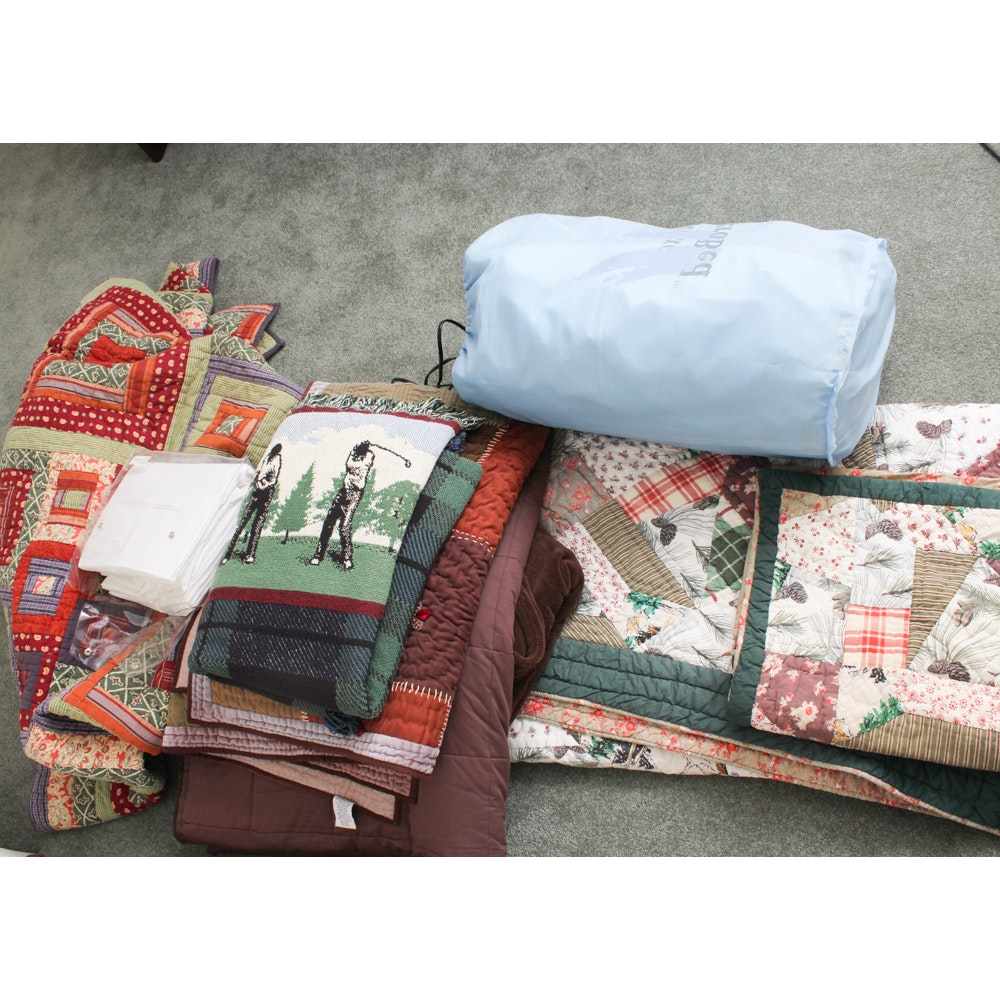 L.L. Bean and Front Gate Linens and More