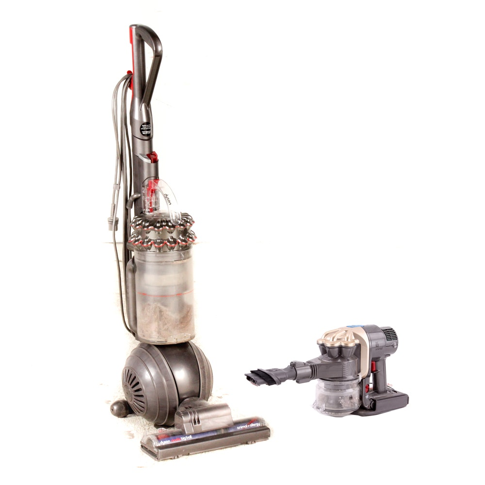 Dyson Cinetic Big Ball Animal Upright Vacuum and Handheld Vacuum