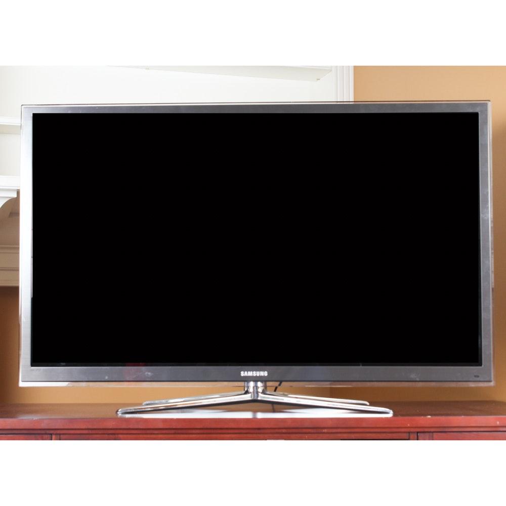 "Samsung 54"" 1080p Television"
