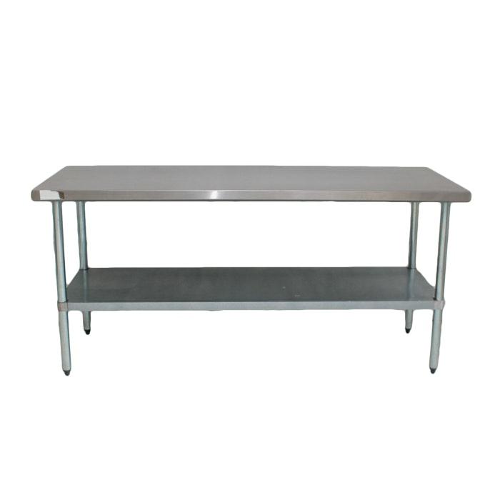 Steel Prep Table