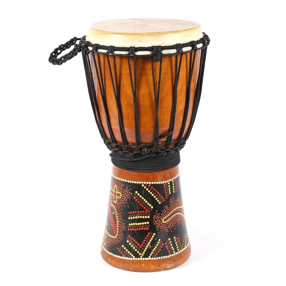 TOCA Aboriginal Djembe Drum