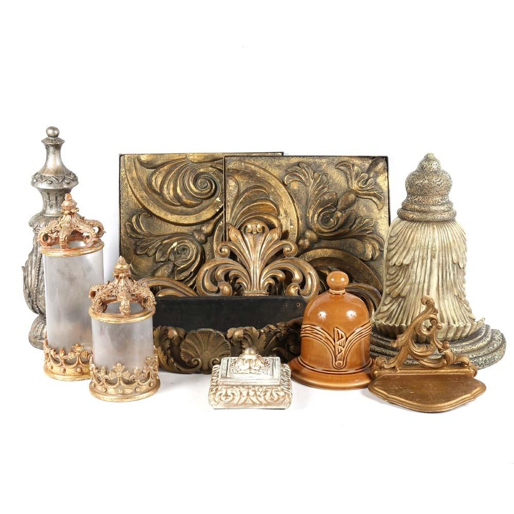 Neoclassical Decor Elements
