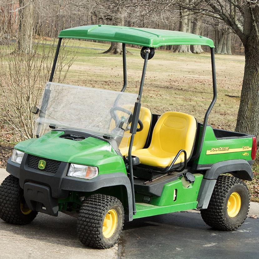 John Deere Gator CX Compact Utility Vehicle