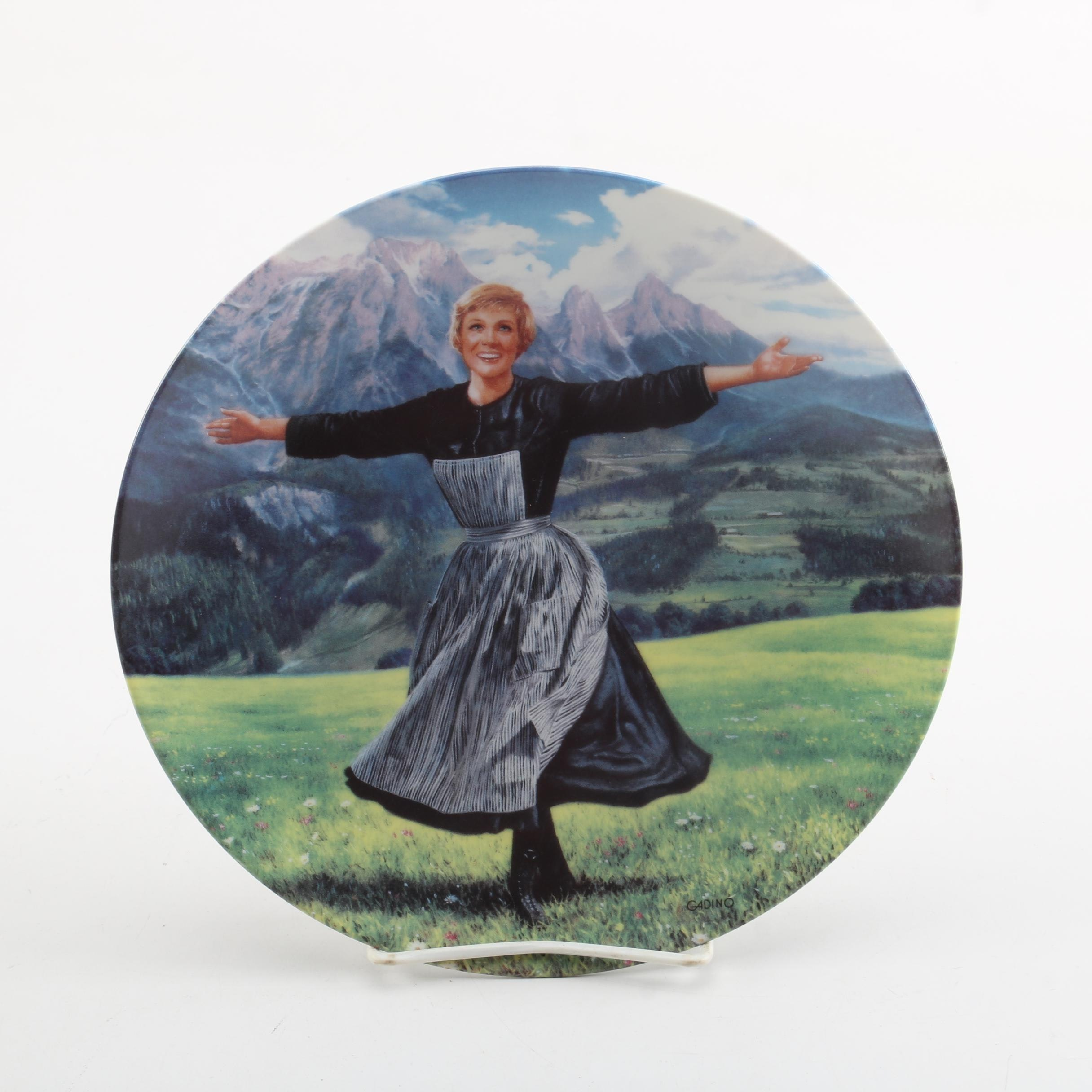 "W.S. George First Issue in ""The Sound of Music"" Collector Plate Series"