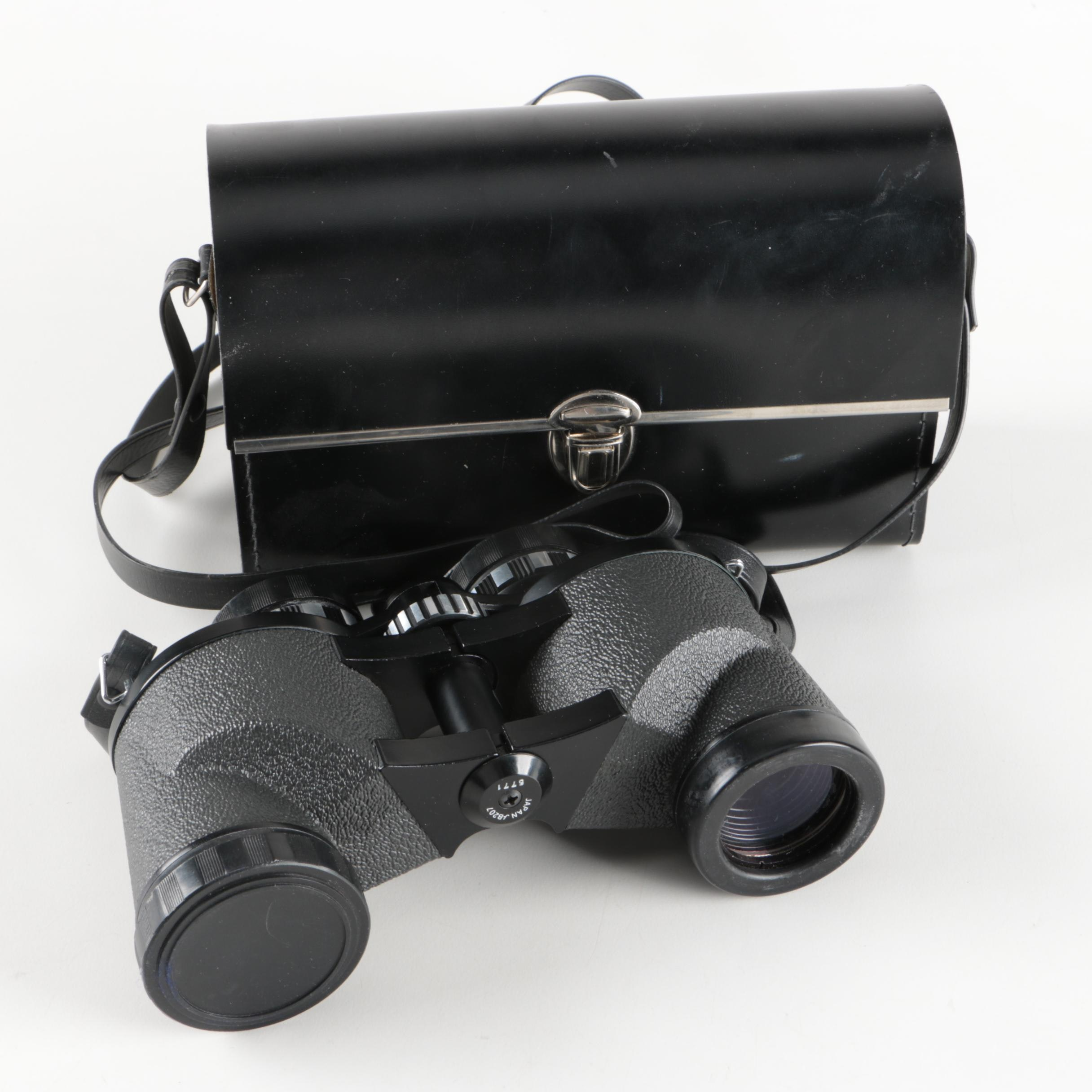 Dietz Extra Wide Angle Binoculars with Case