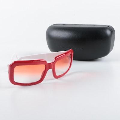 07f23ba2ea75 Salvatore Ferragamo Sunglasses