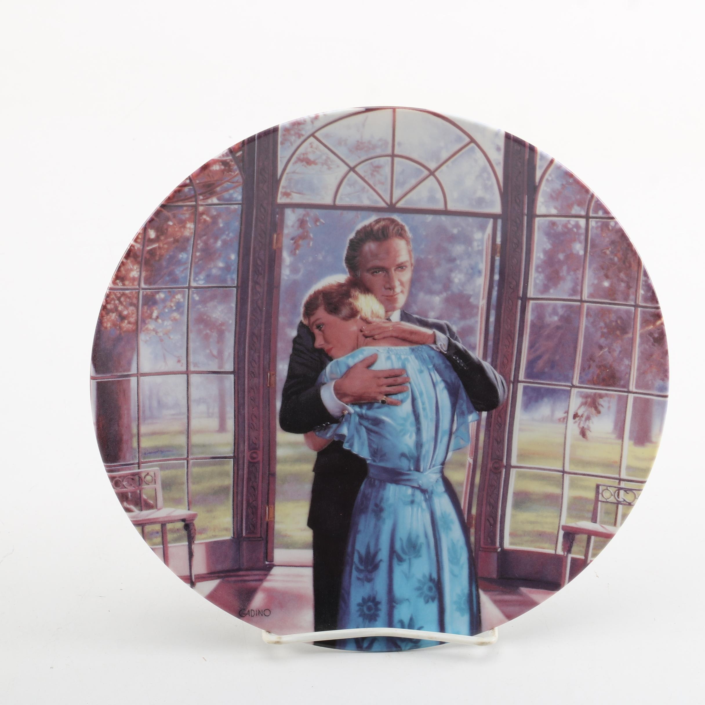 "W.S. George Third Issue in ""The Sound of Music"" Collector Plate Series"
