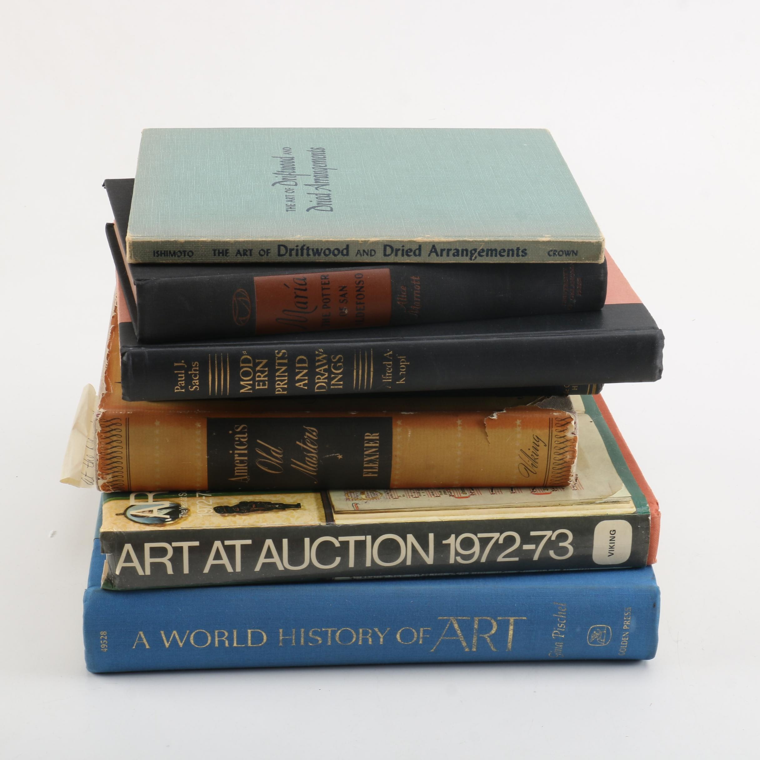 Vintage Books on Art History