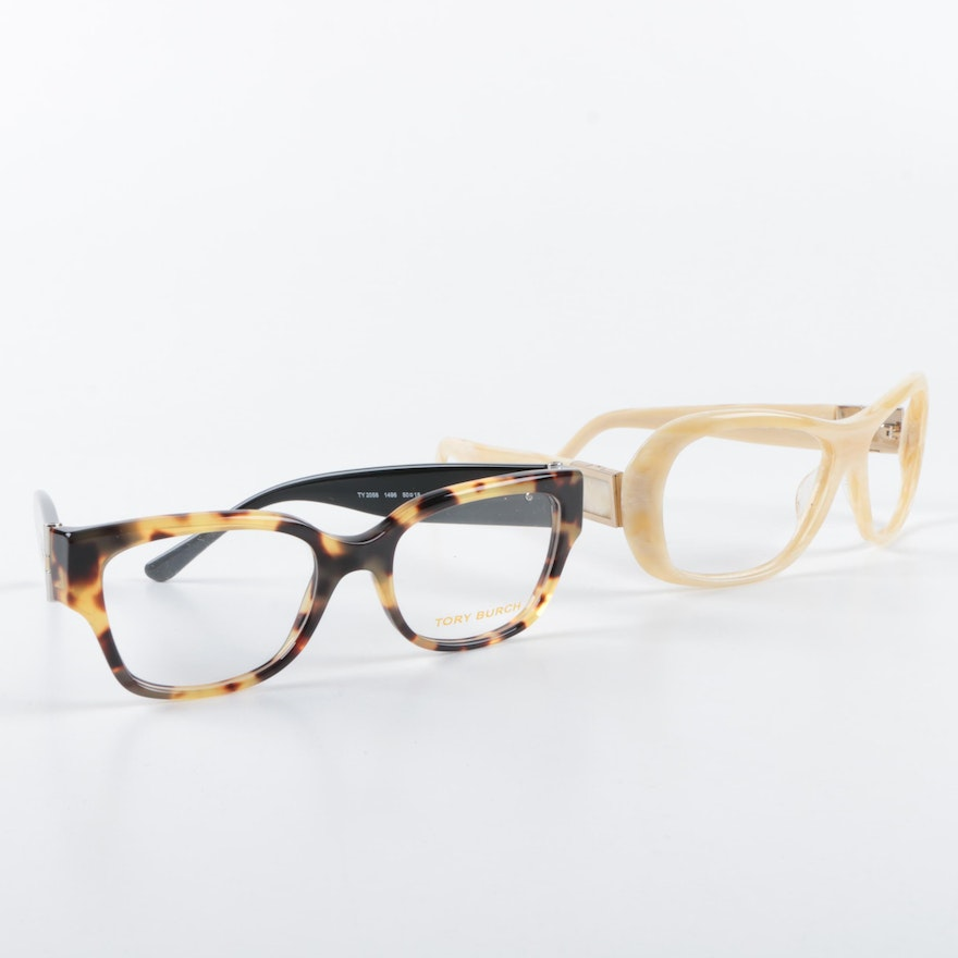 fccac2a85c Kate Spade and Tory Burch Eyeglasses Frames   EBTH
