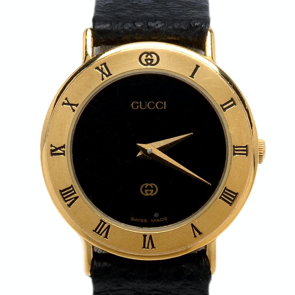 Gucci 3000L Wristwatch