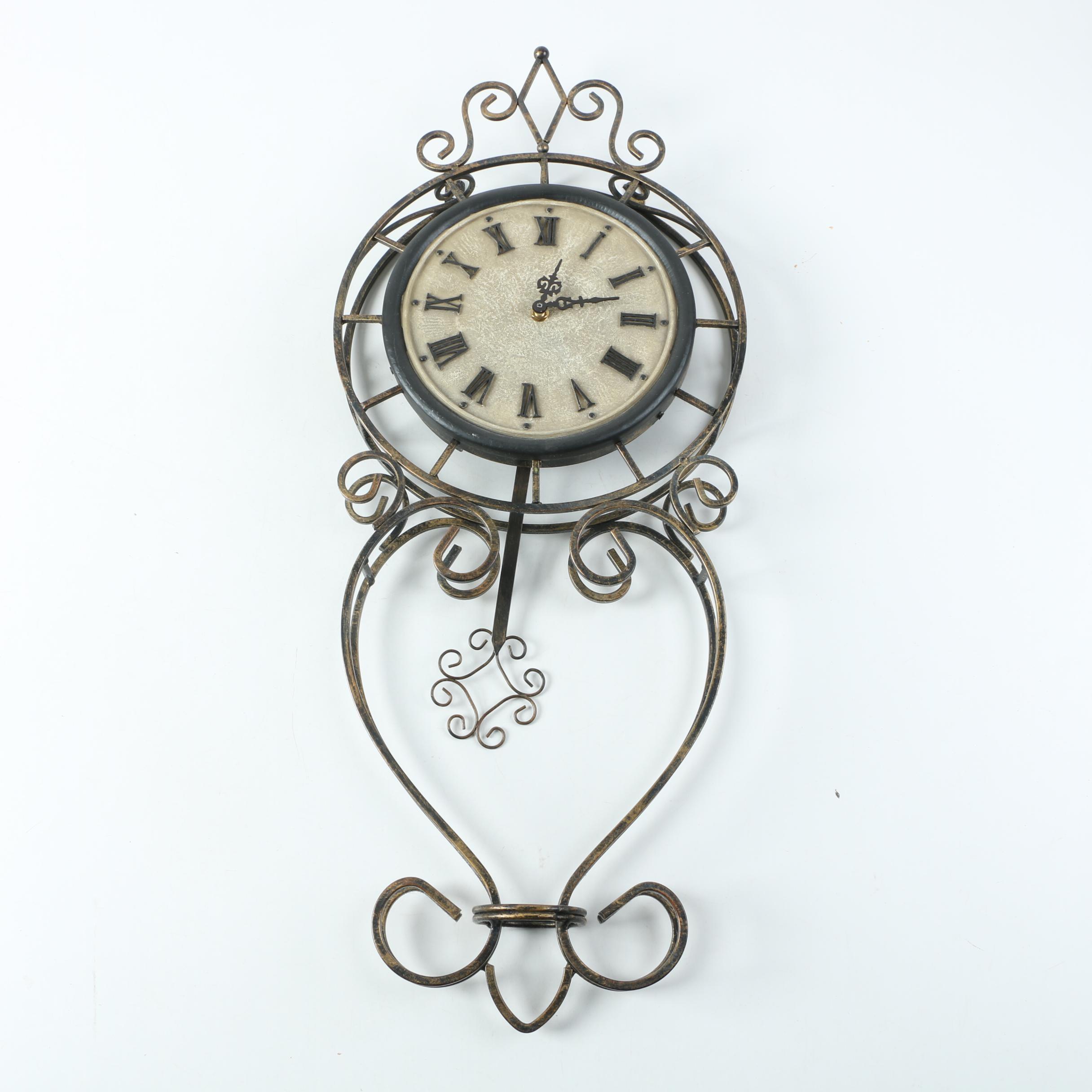 CBK Styles Wall Clock