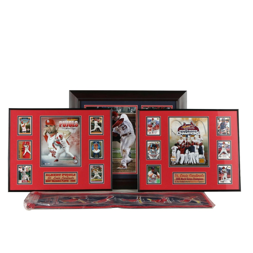 St Louis Cardinals Wall Decor Ebth