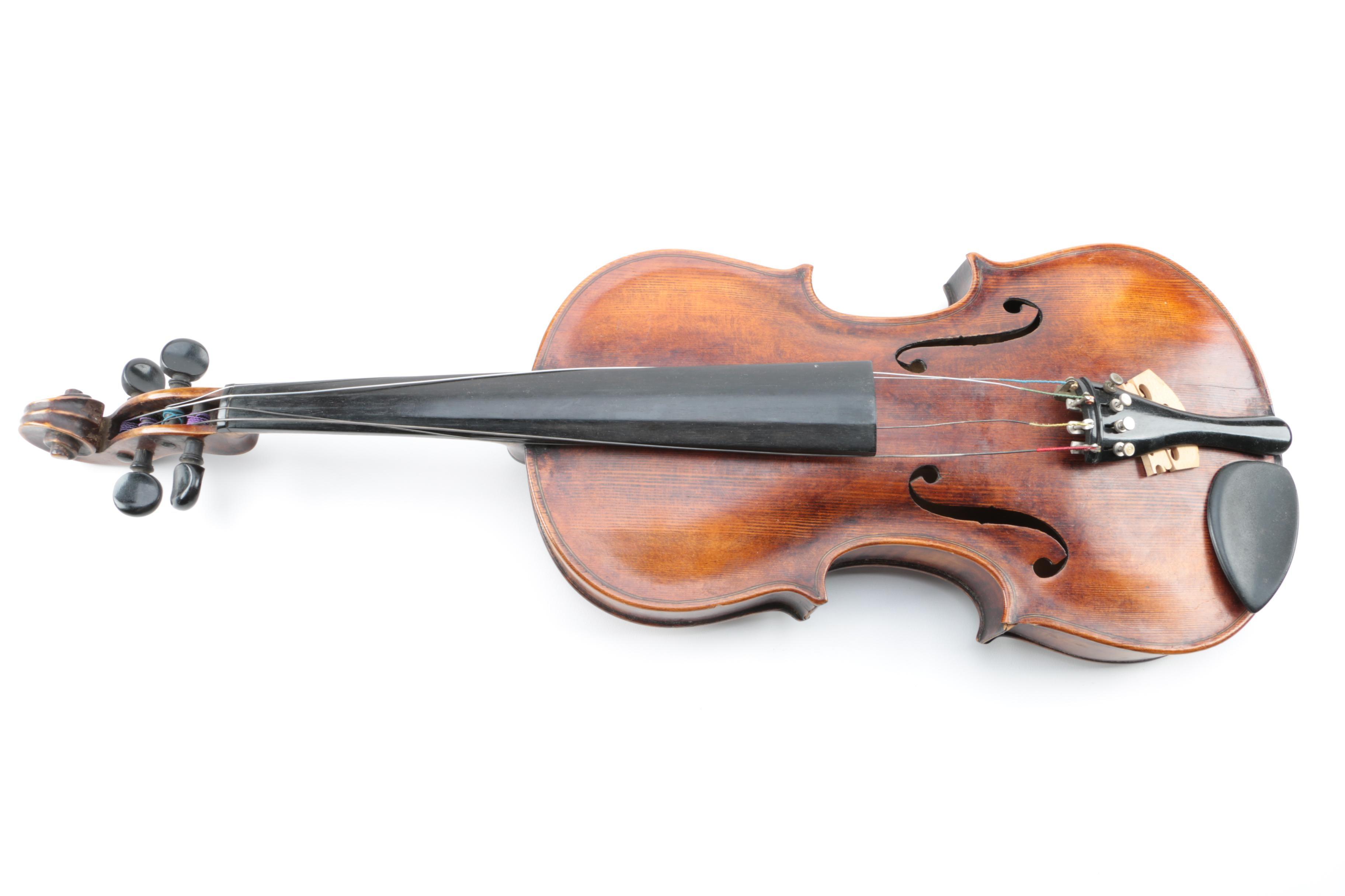 Antique Mathias Neuner Violin