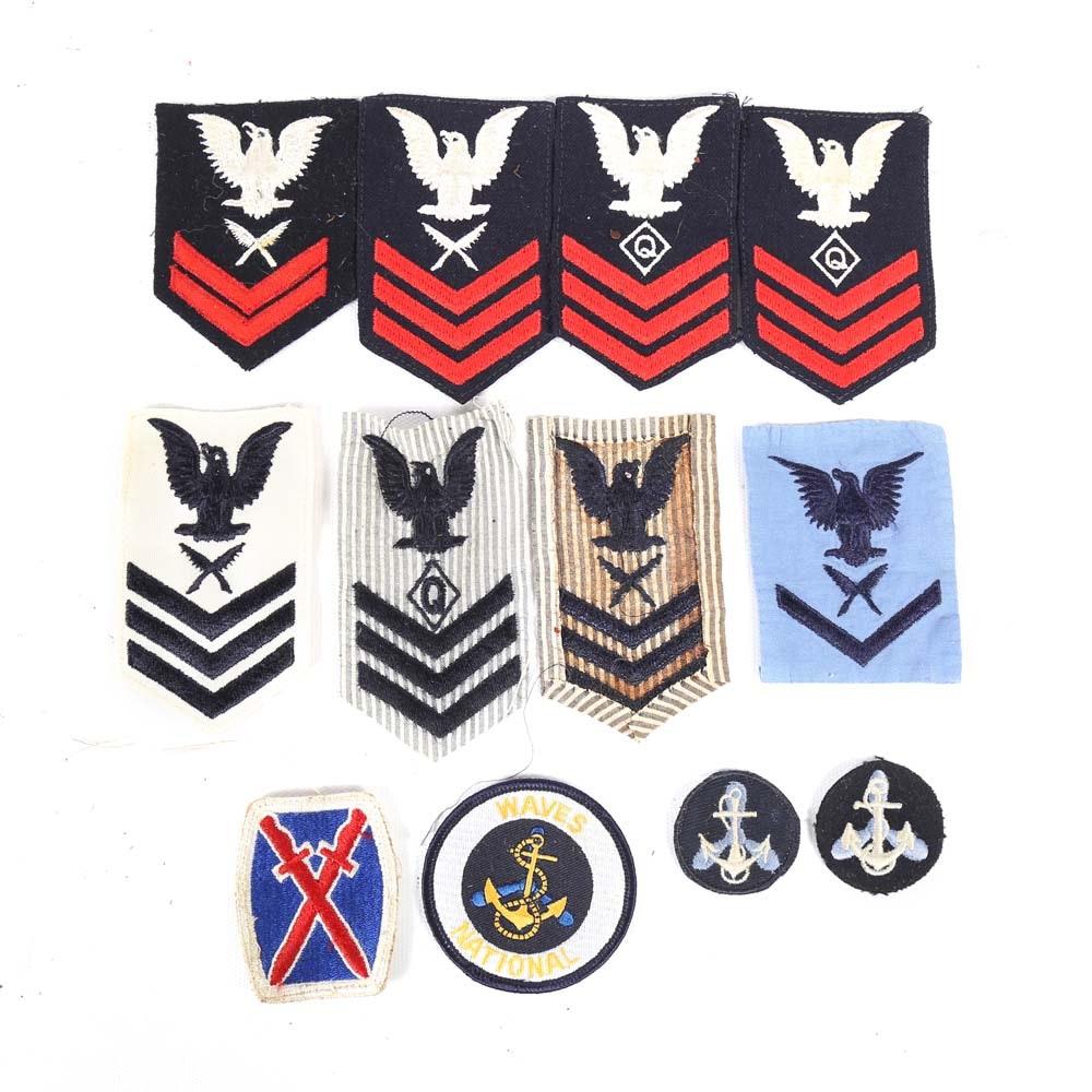 Vintage Naval Insignia