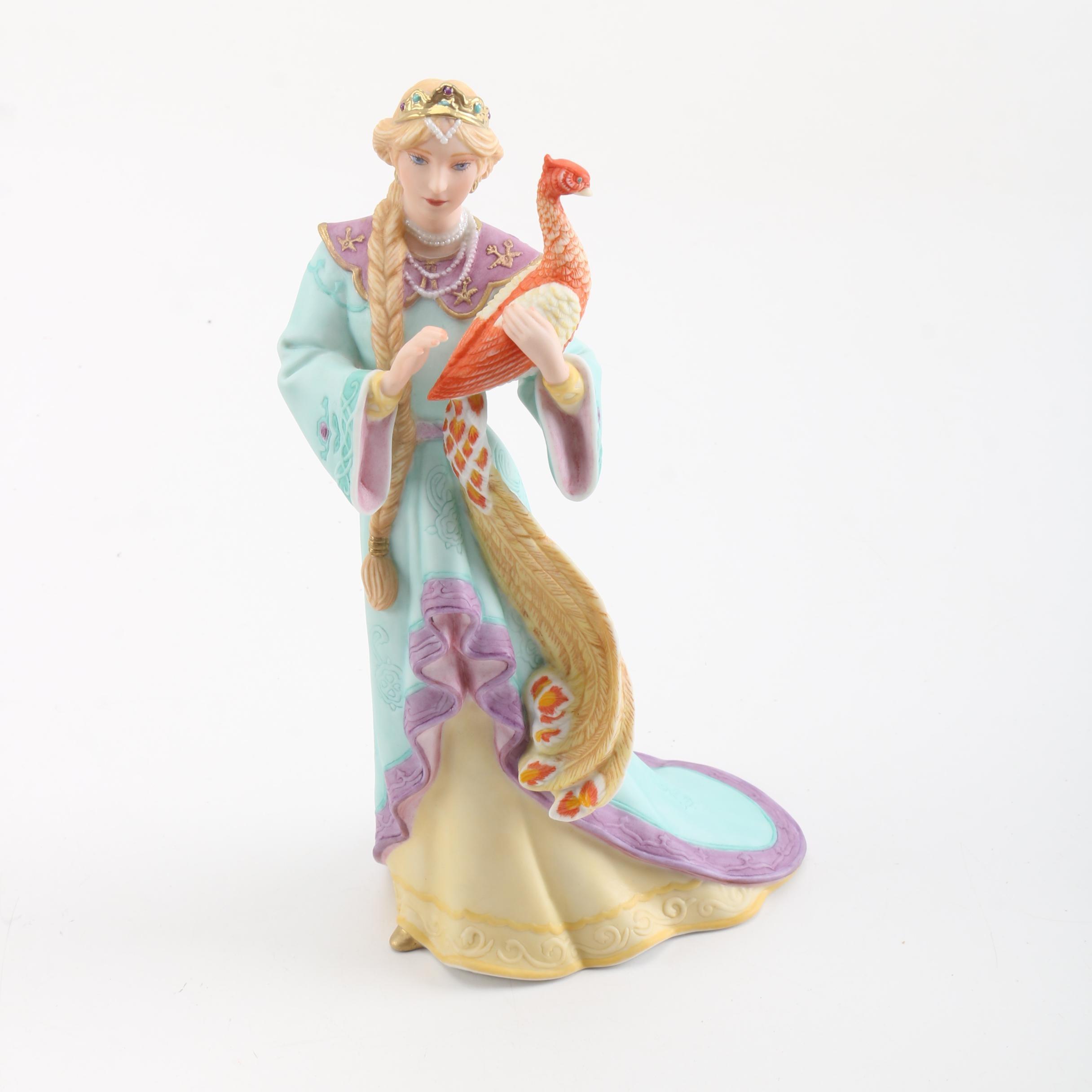 "Lenox ""The Princess and the Firebird"" Porcelain Figurine"