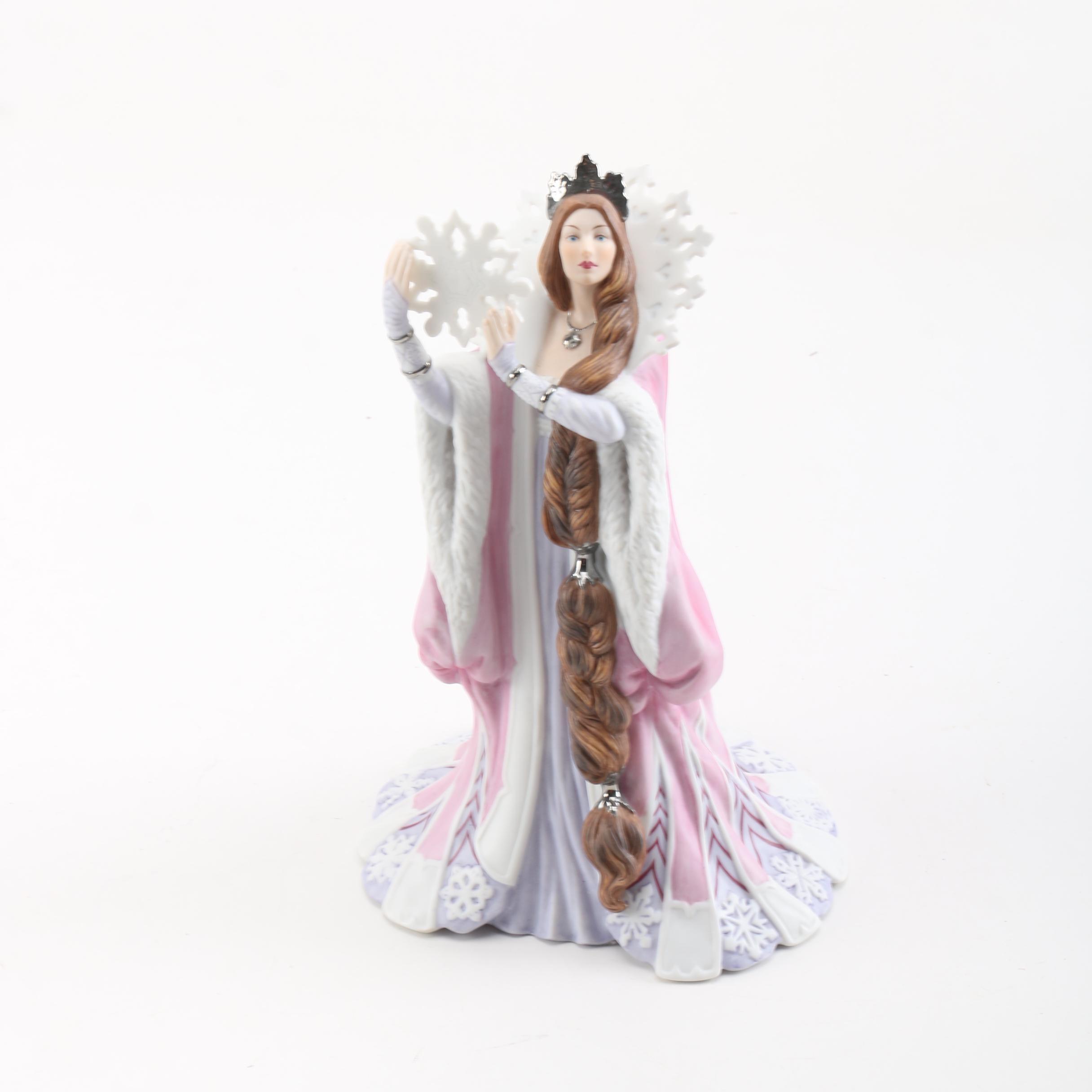 "Lenox ""The Snow Queen"" figurine"