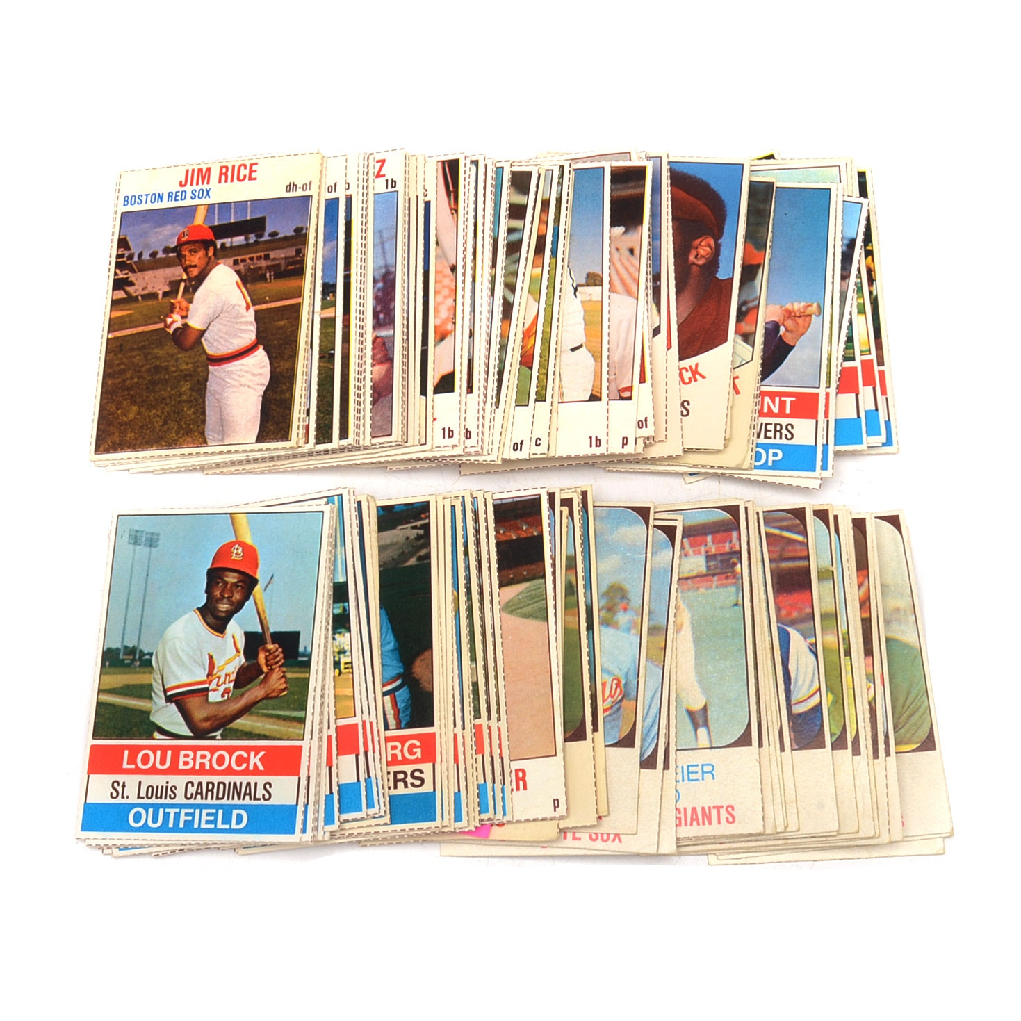 1970s Hostess Baseball Cards