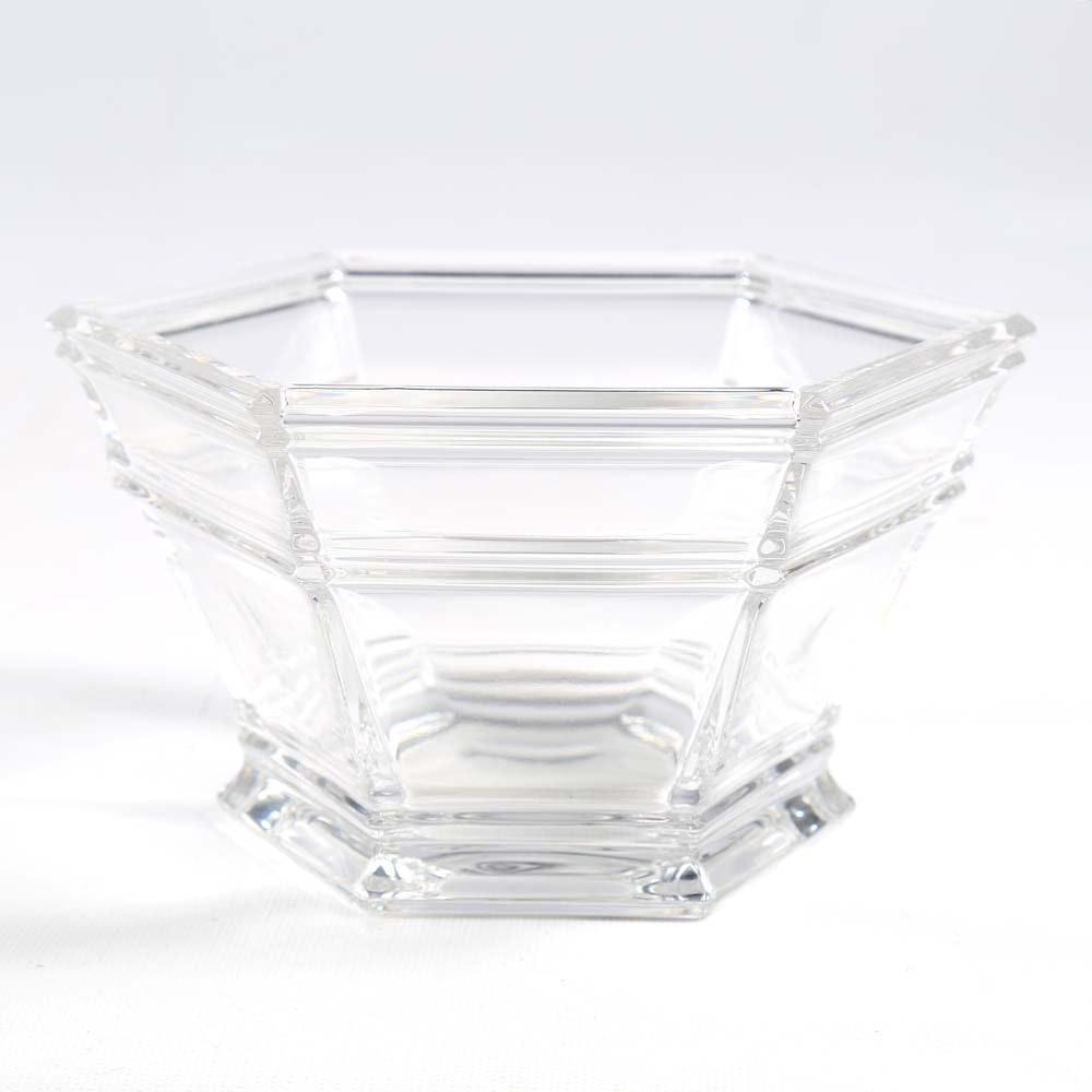 "Tiffany & Co. ""Windham"" Crystal Bowl"