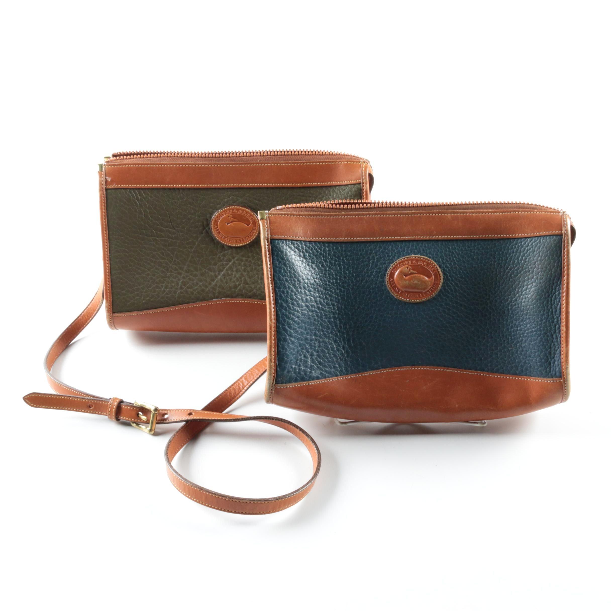 Leather Dooney & Bourke Shoulderbags