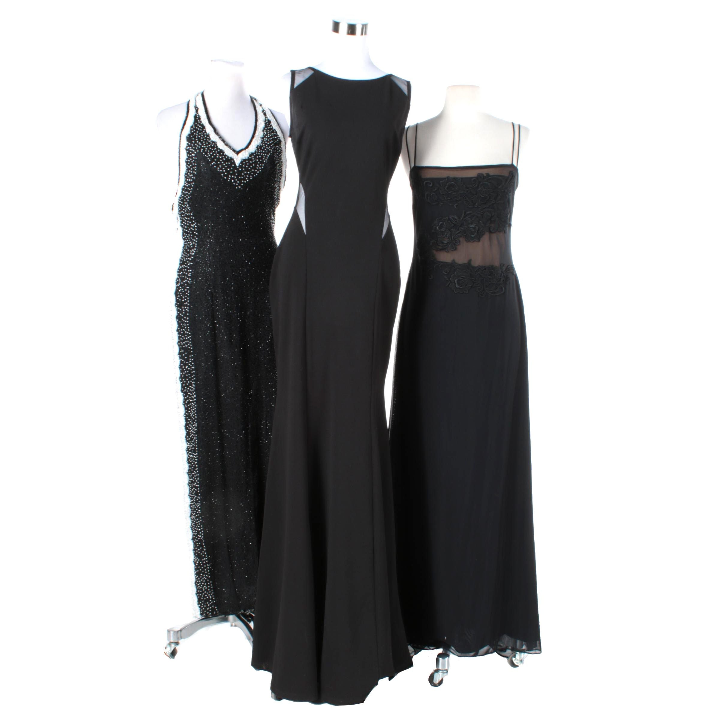 Women's Evening Gowns Including Windsor and Caché