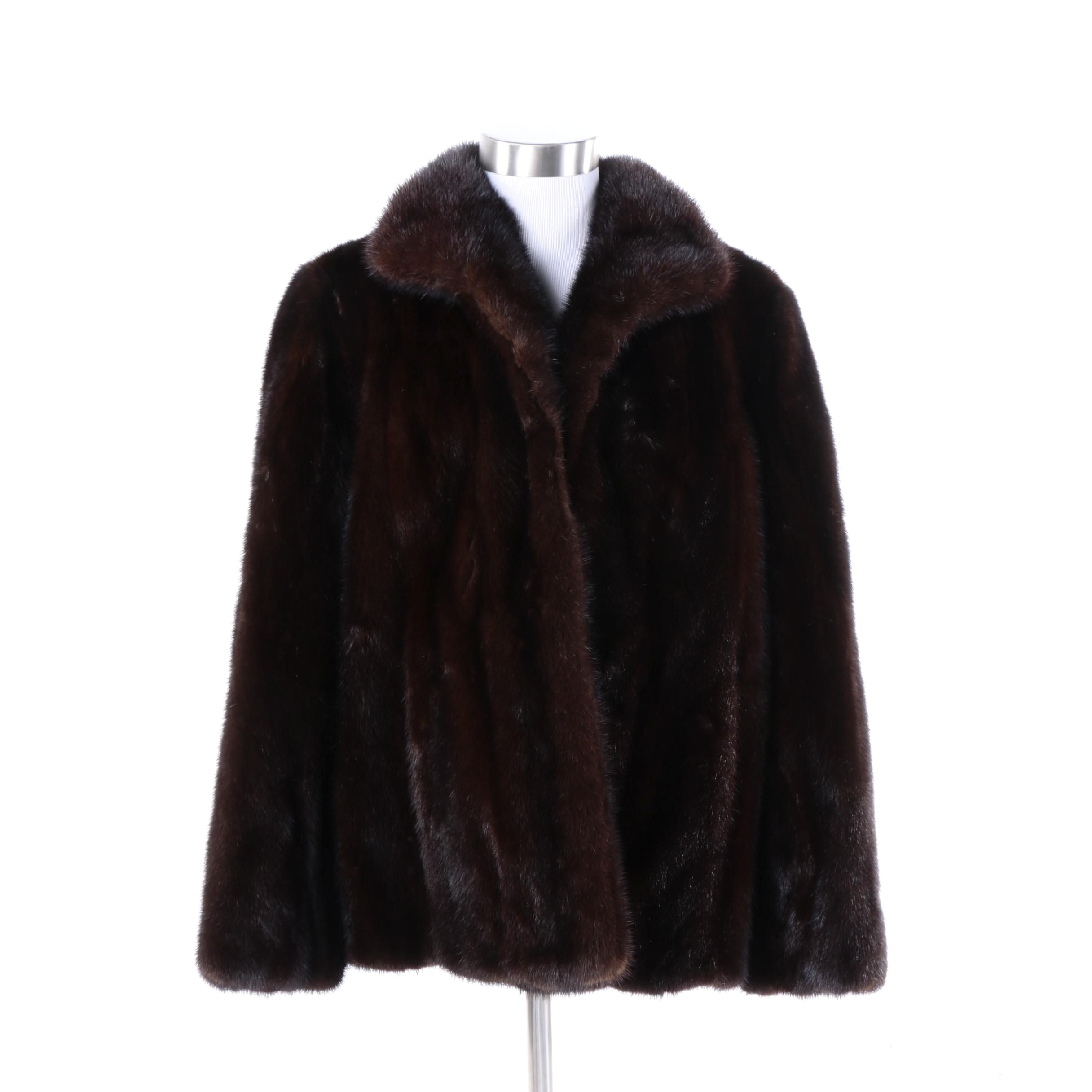 Vintage Bond Furs Mink Fur Jacket