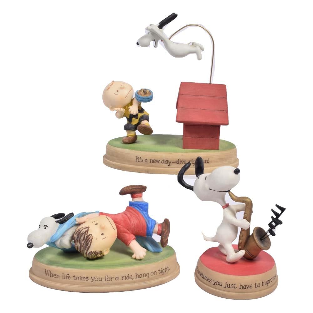 Peanuts Gallery Hallmark Figurines