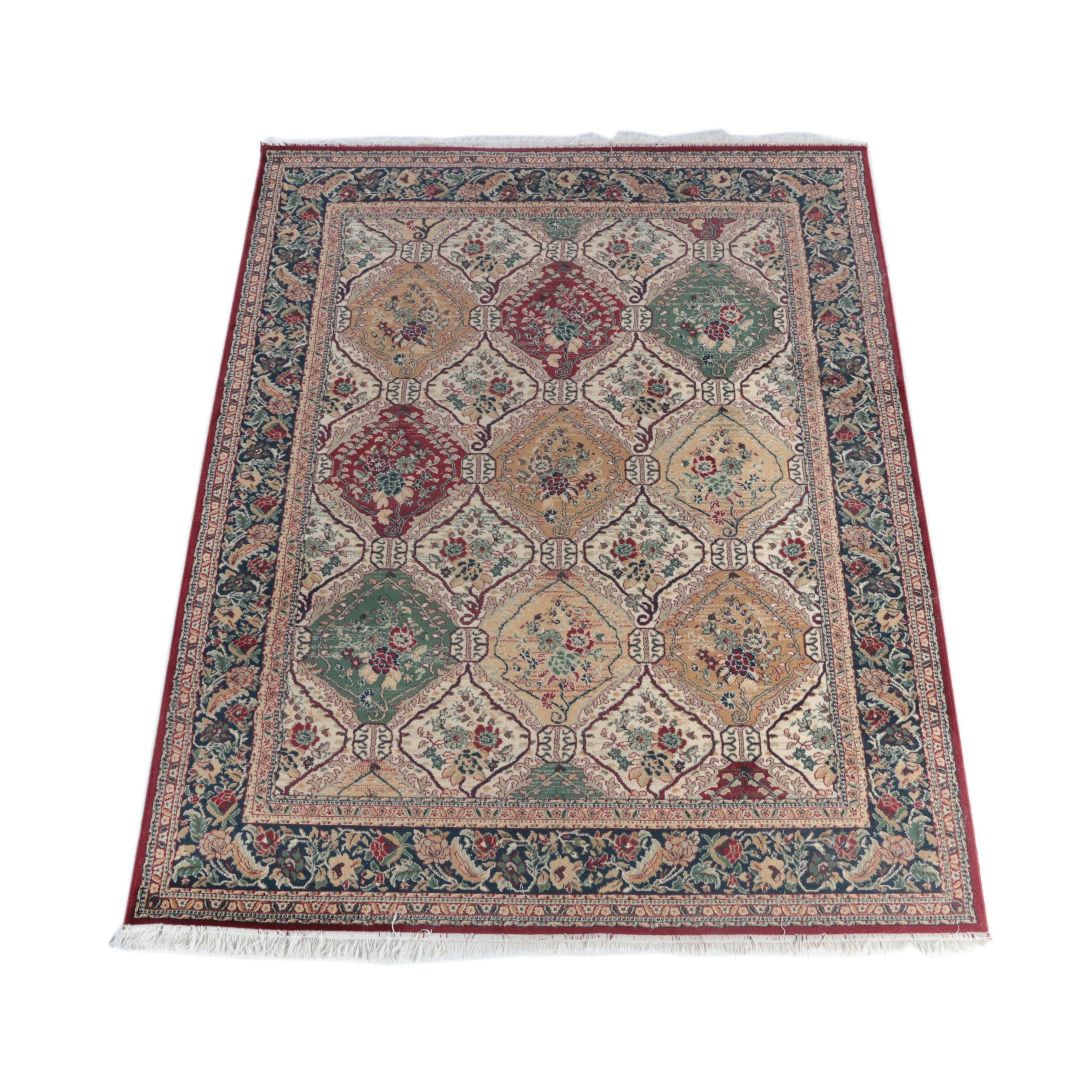 Machine Made Persian Style Area Rug by Caspian