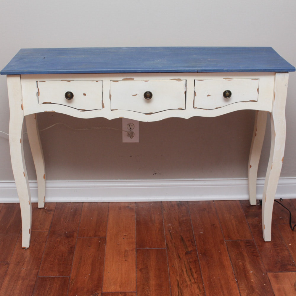 Provincial Style Accent Table