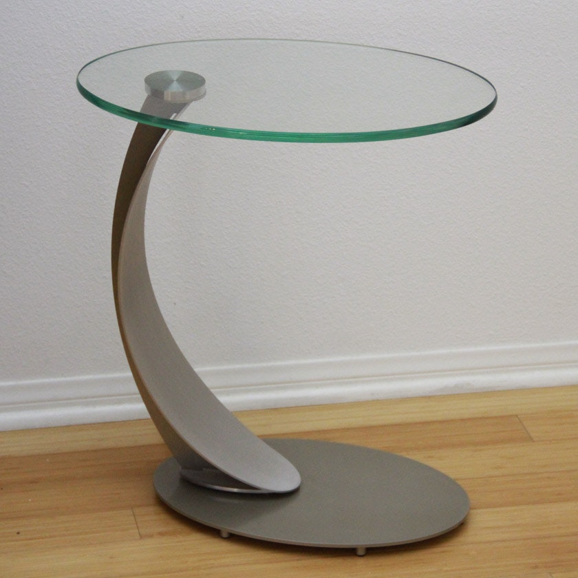 Contemporary Modernist Style Side Table