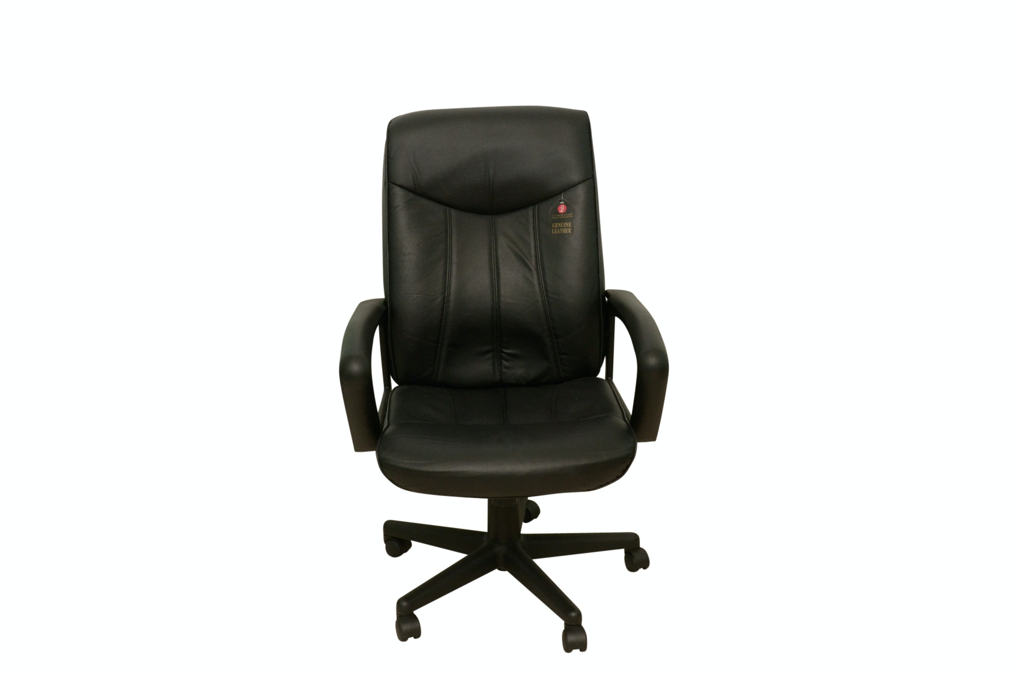 Leather Office Chair by True Seating Concepts