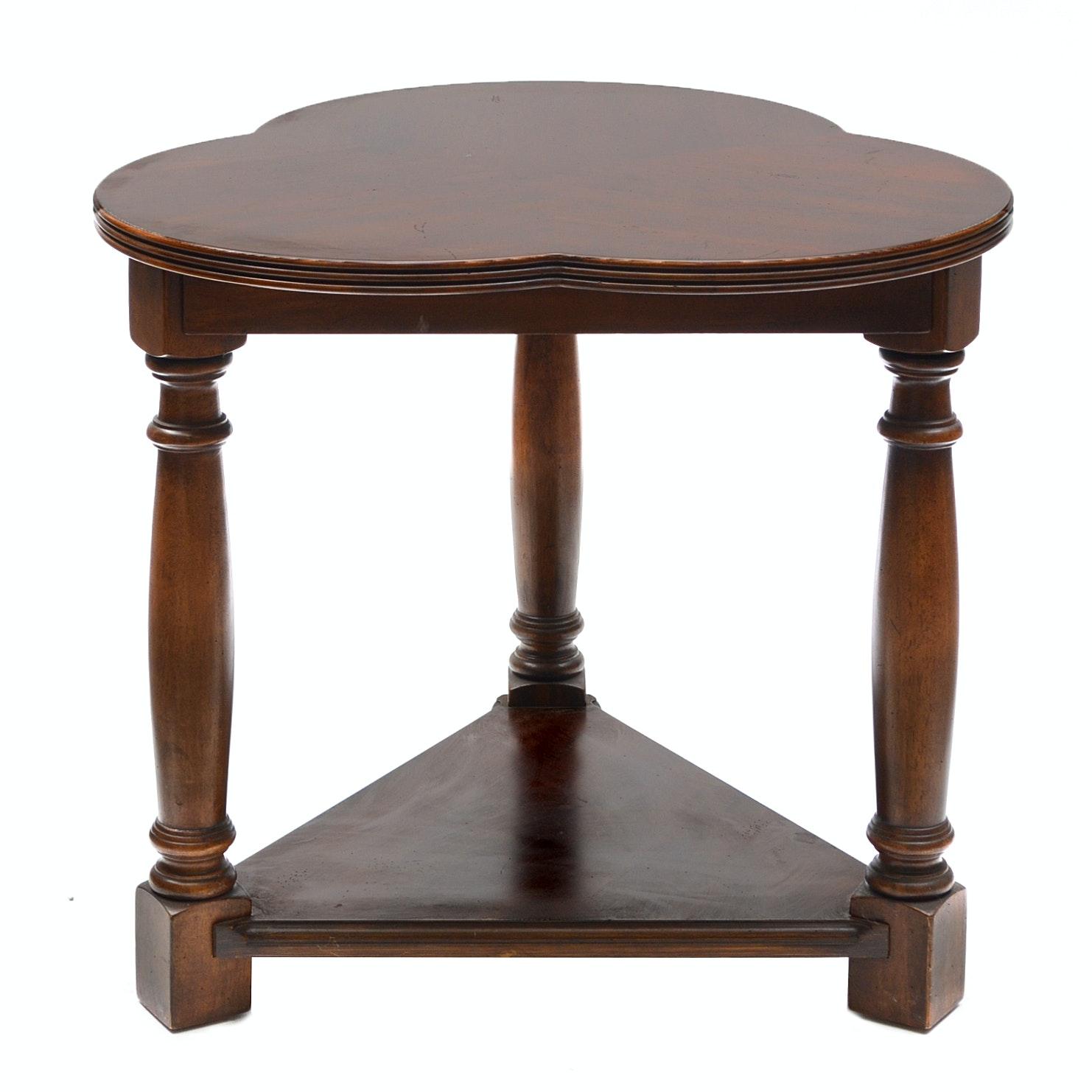 Bernhardt Furniture Mahogany Side Table