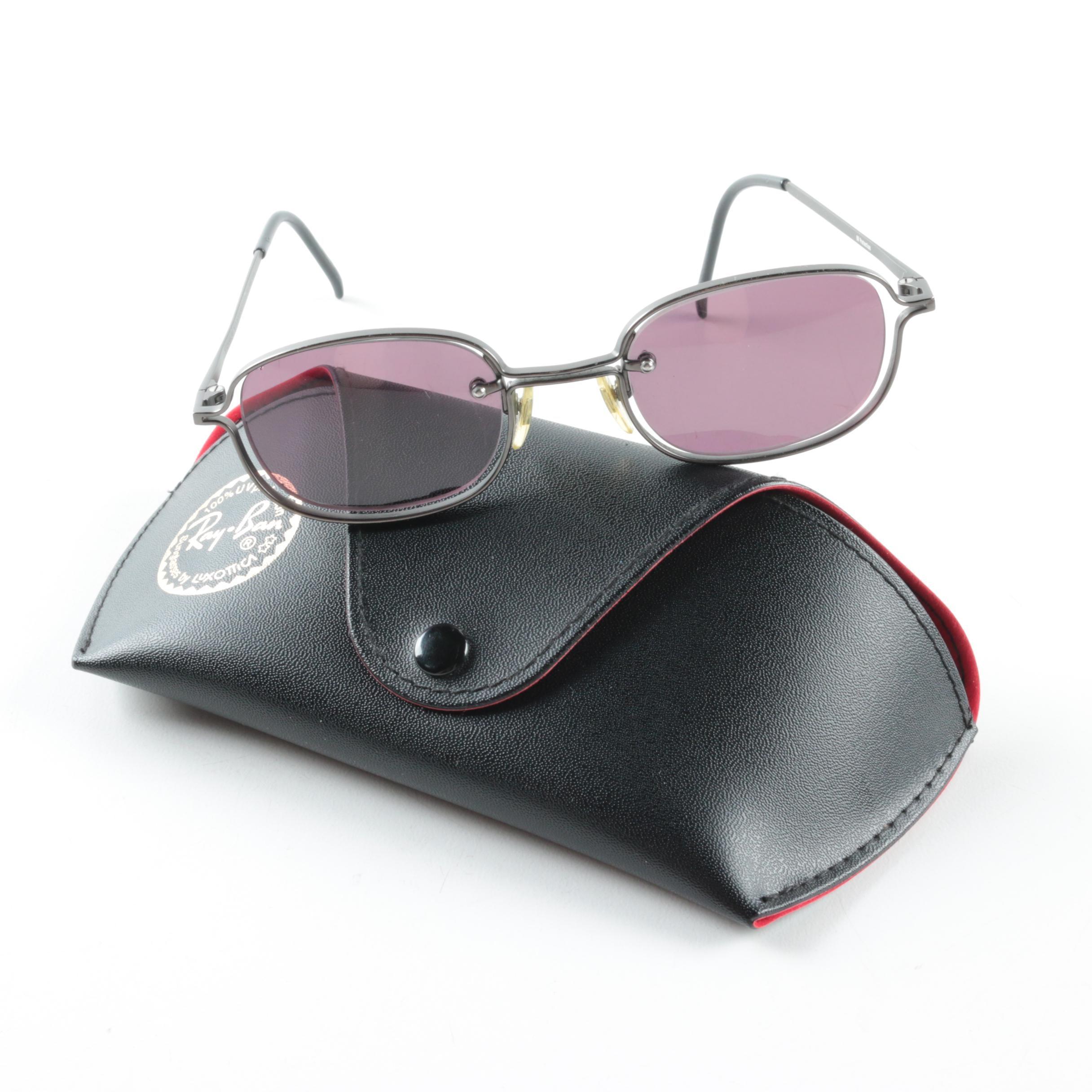Yohji Yamamoto 52-4104 Sunglasses with Case