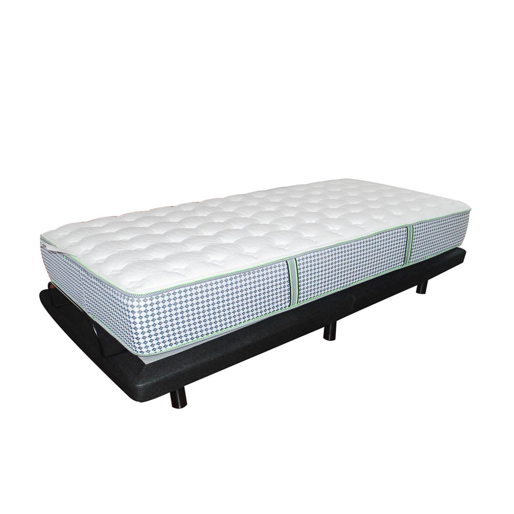 Remote Controlled Adjustable Bed Base by MotoSleep