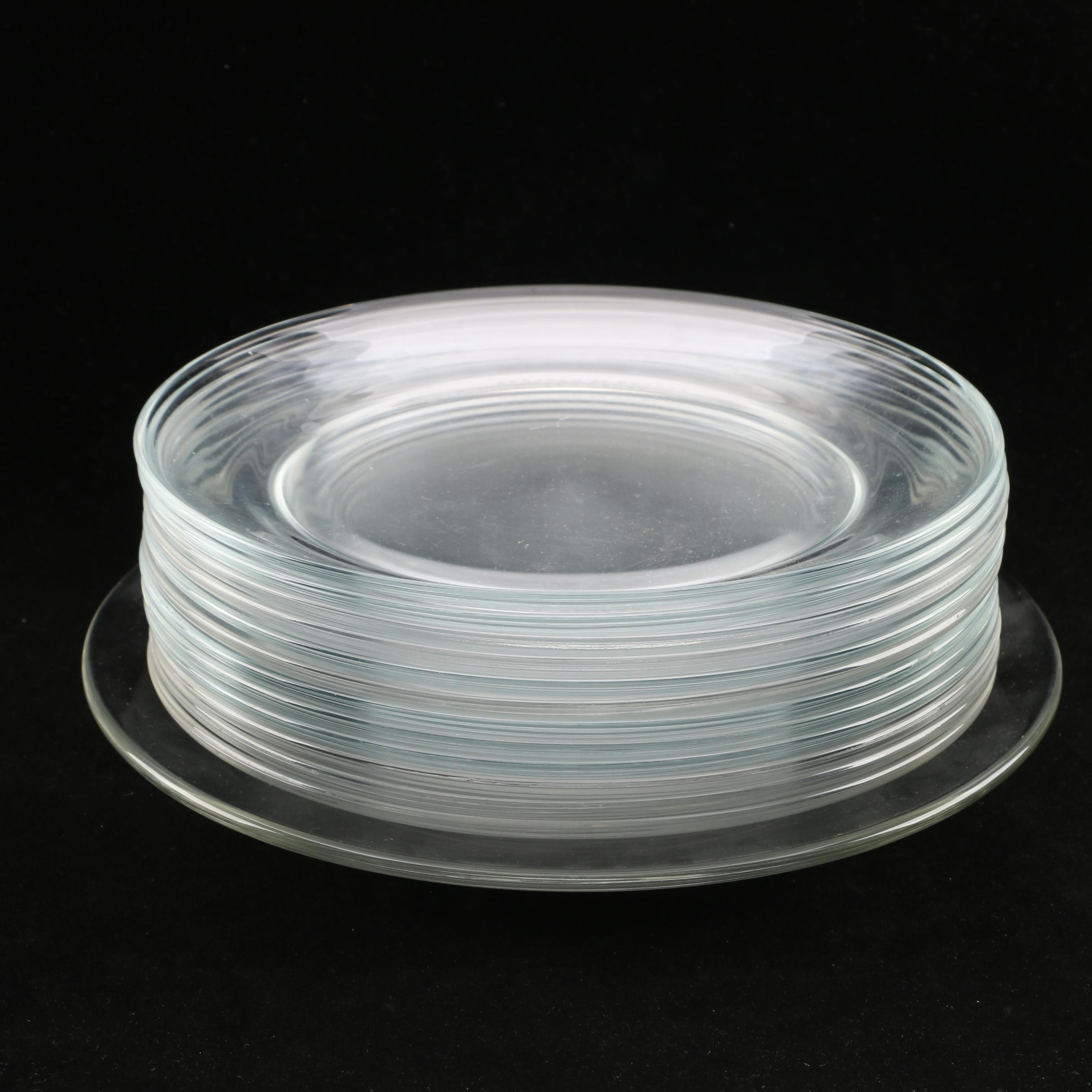 Arcoroc of France Glass Plates