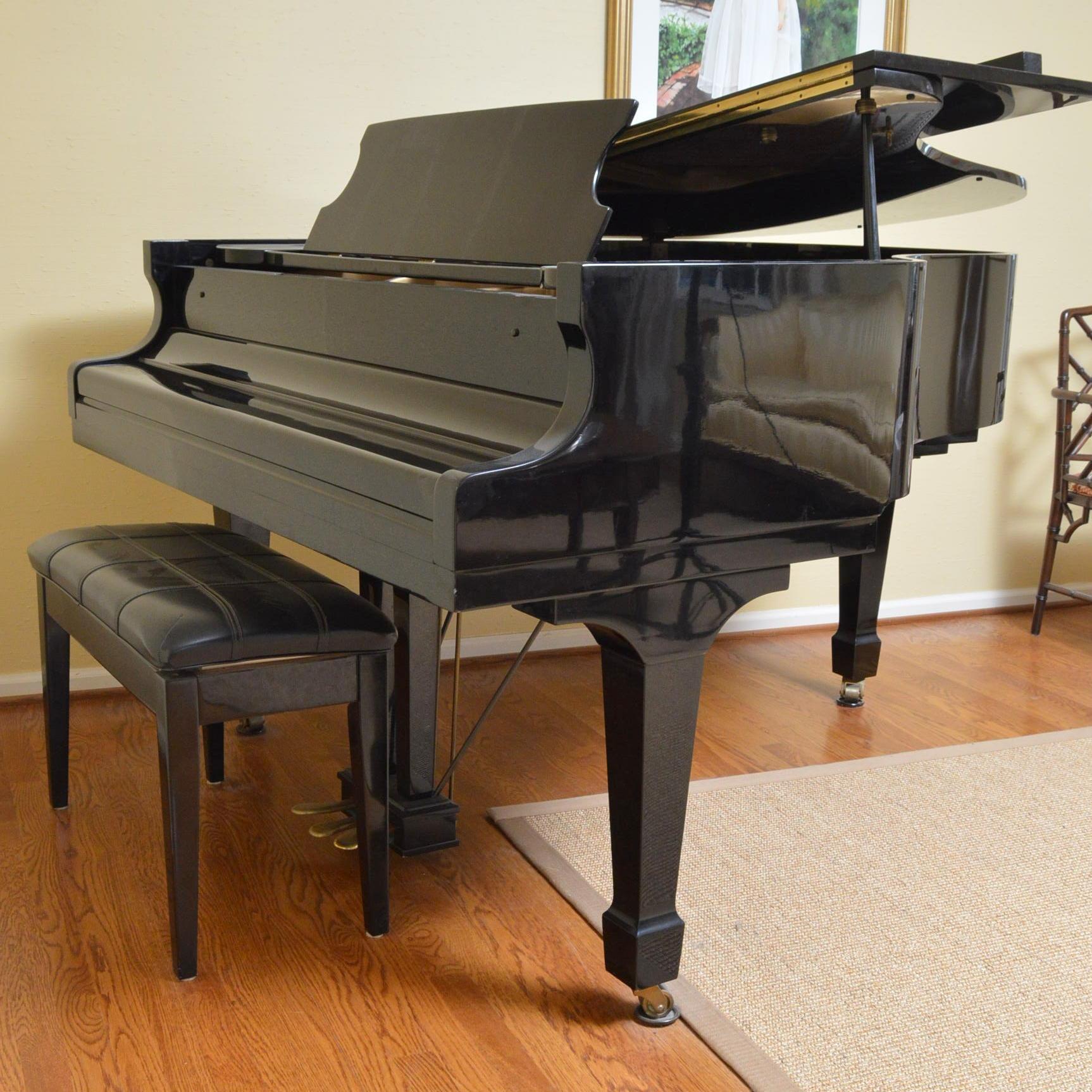 Schaefer & Sons Medium Grand Piano