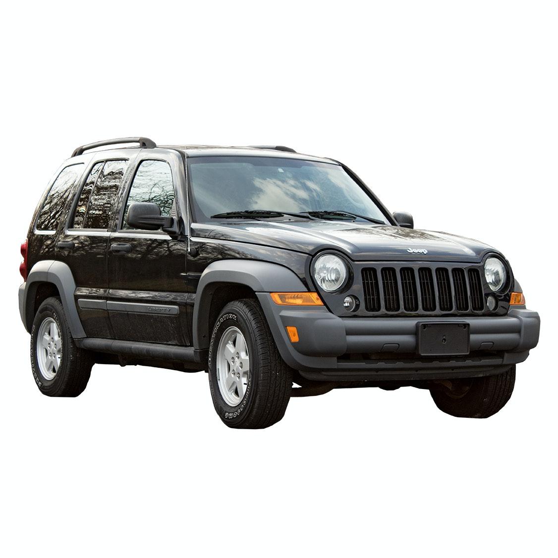 2005 Jeep Liberty 4x4