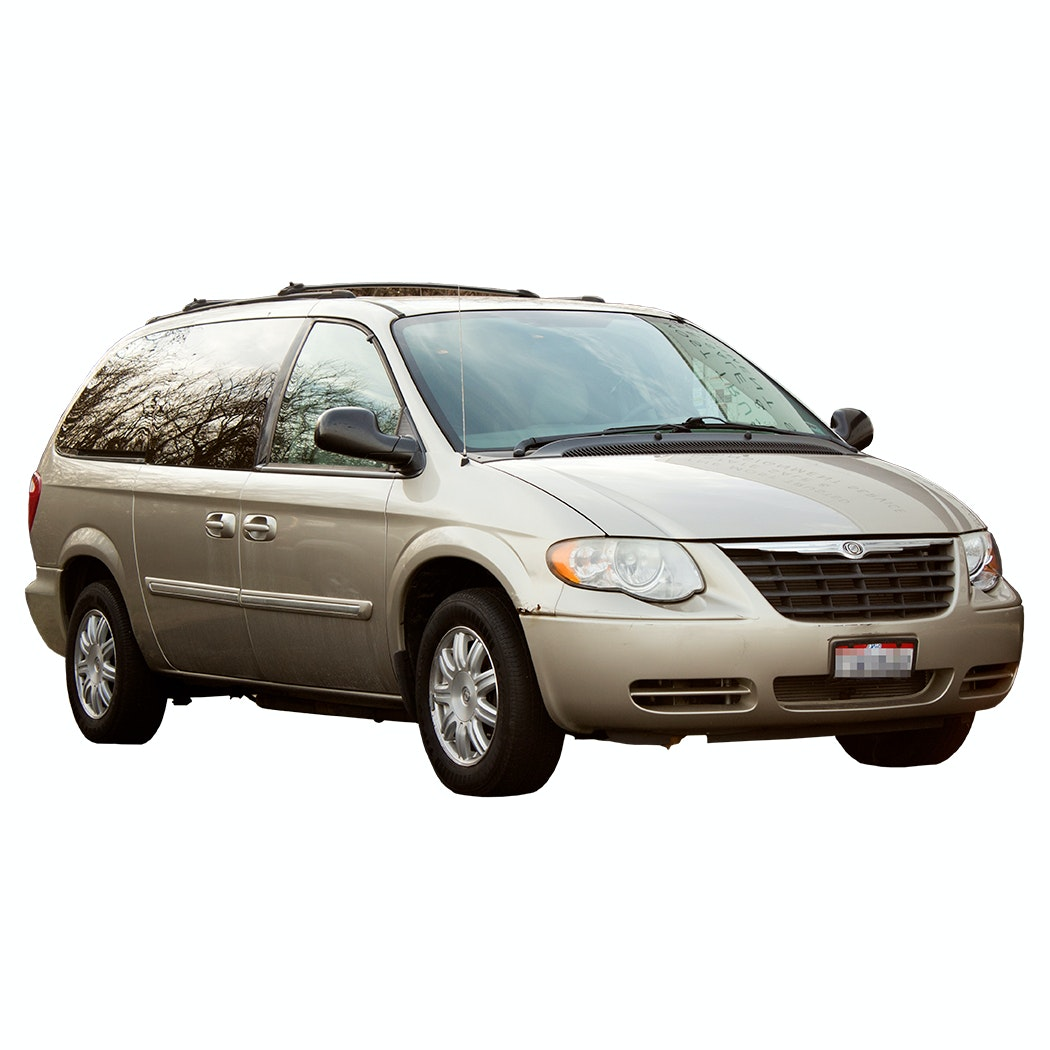 2005 Chrysler Town and Country Touring Minivan