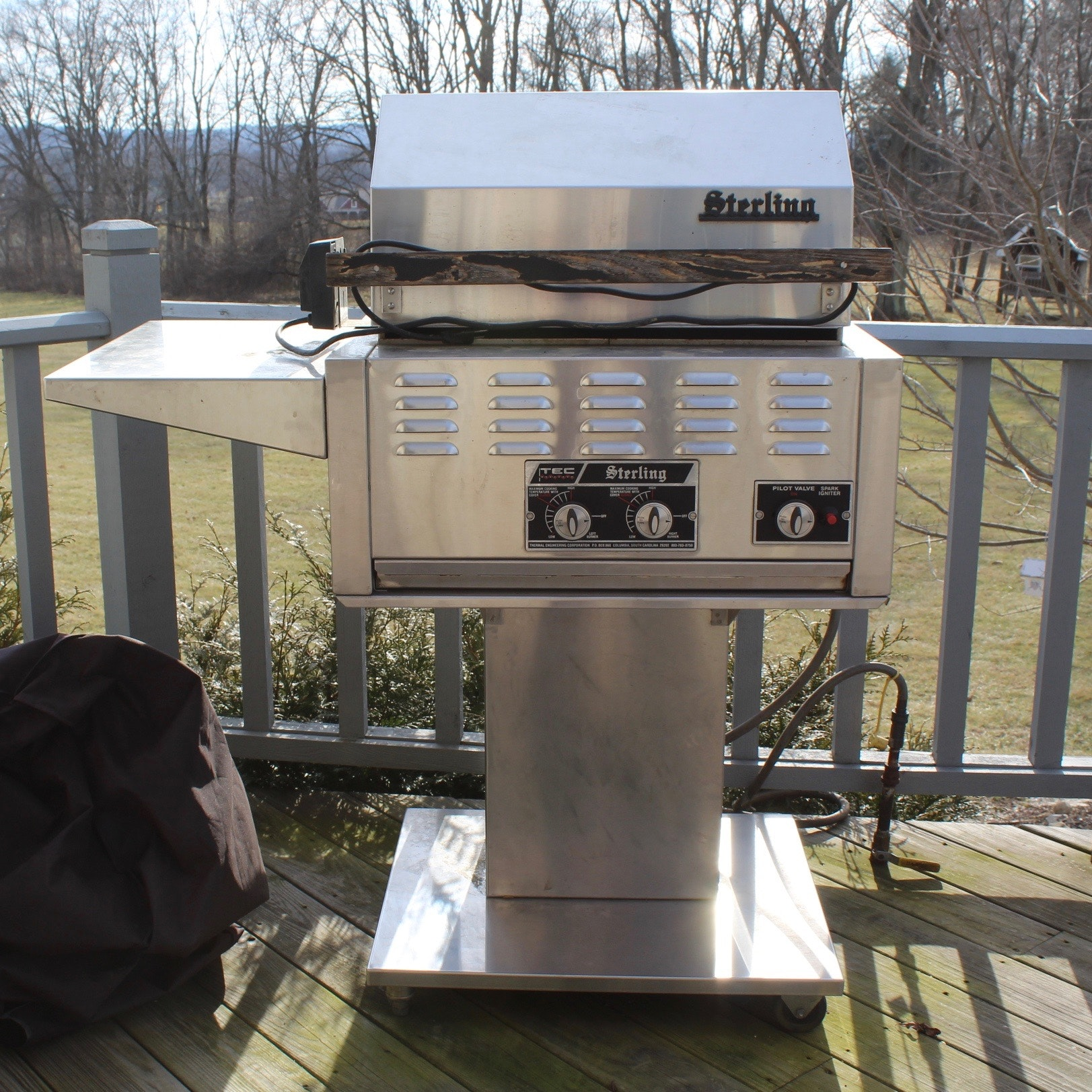 TEC Sterling Infrared Gas Grill