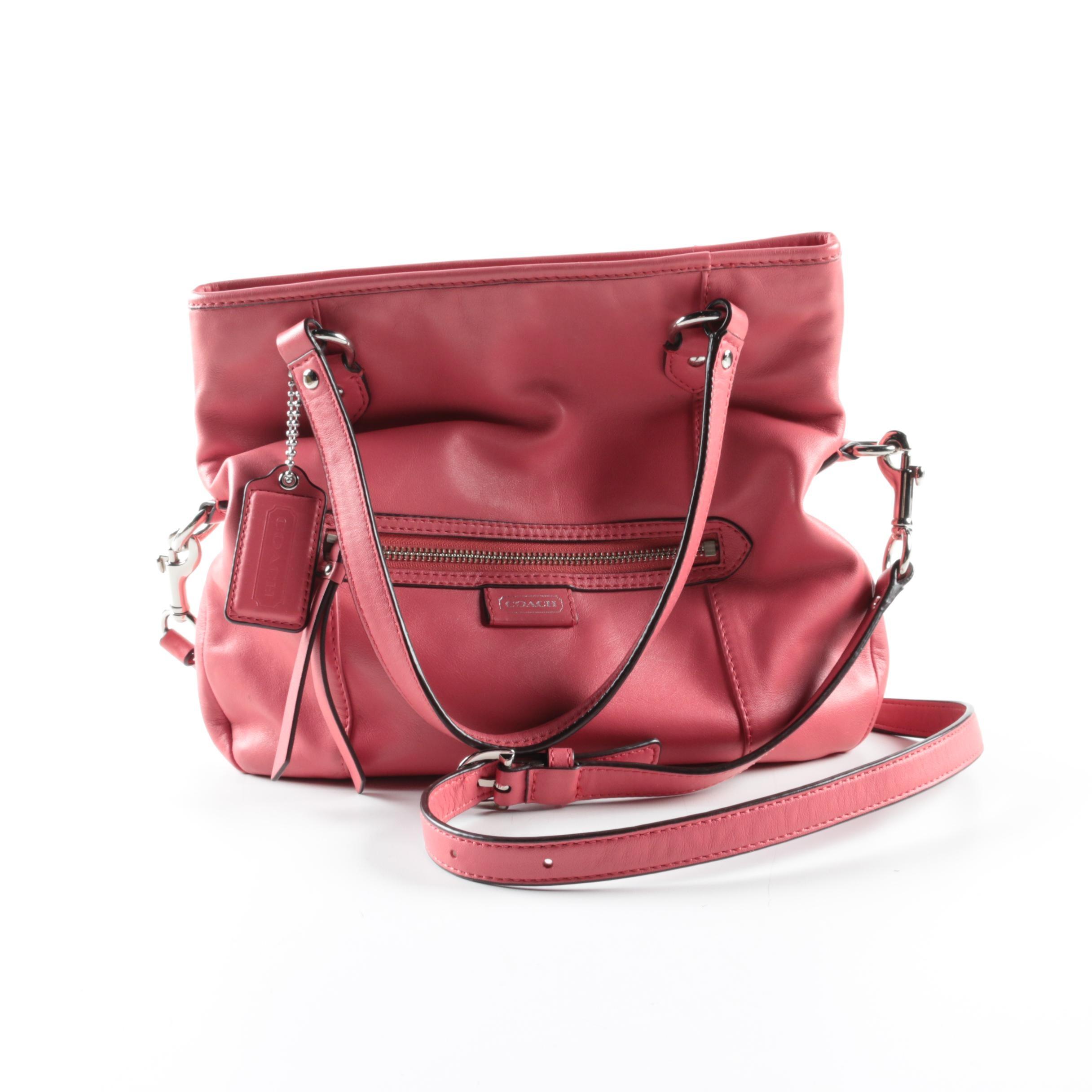 Coach Daisy Mia Leather Handbag