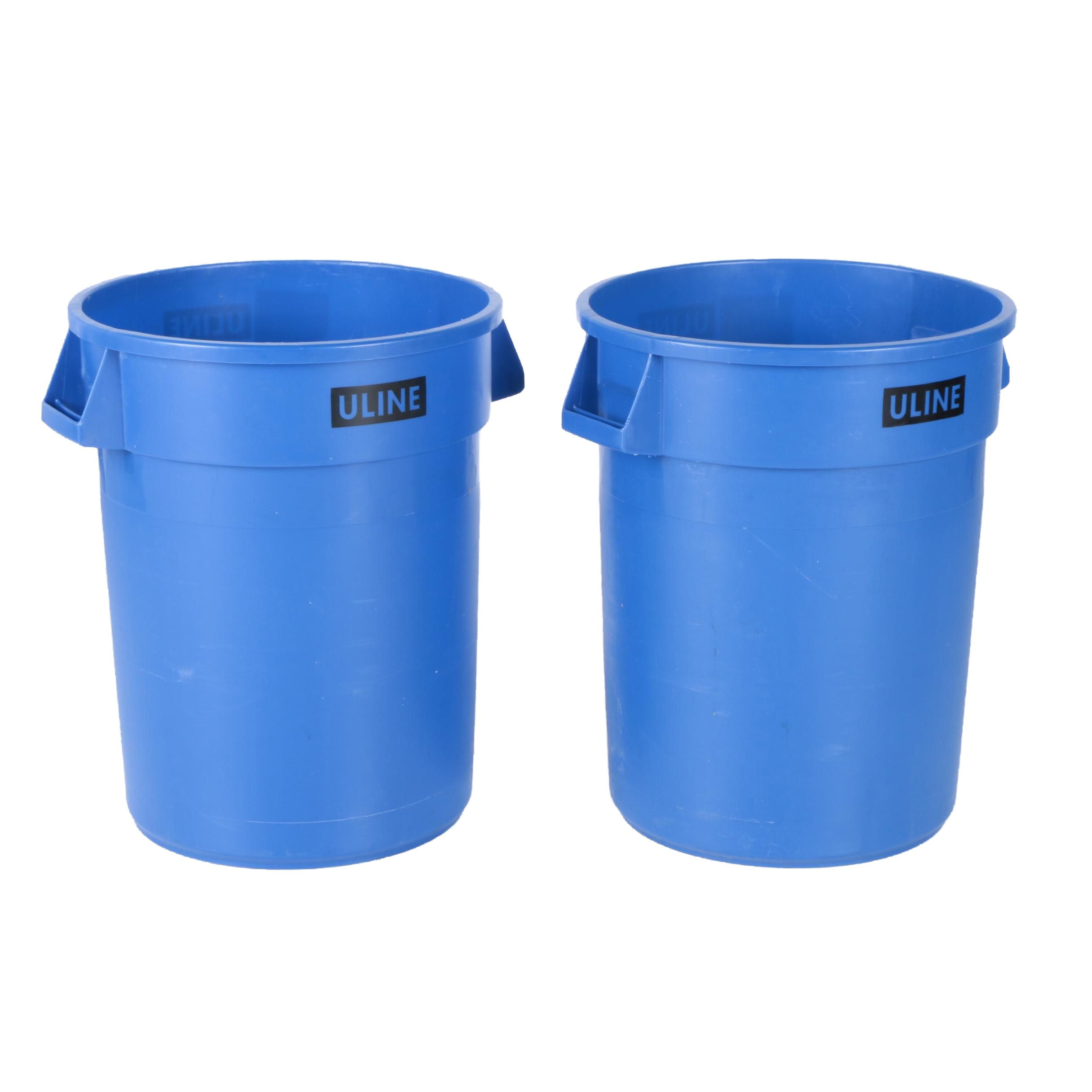 ULINE Industrial Trash Cans