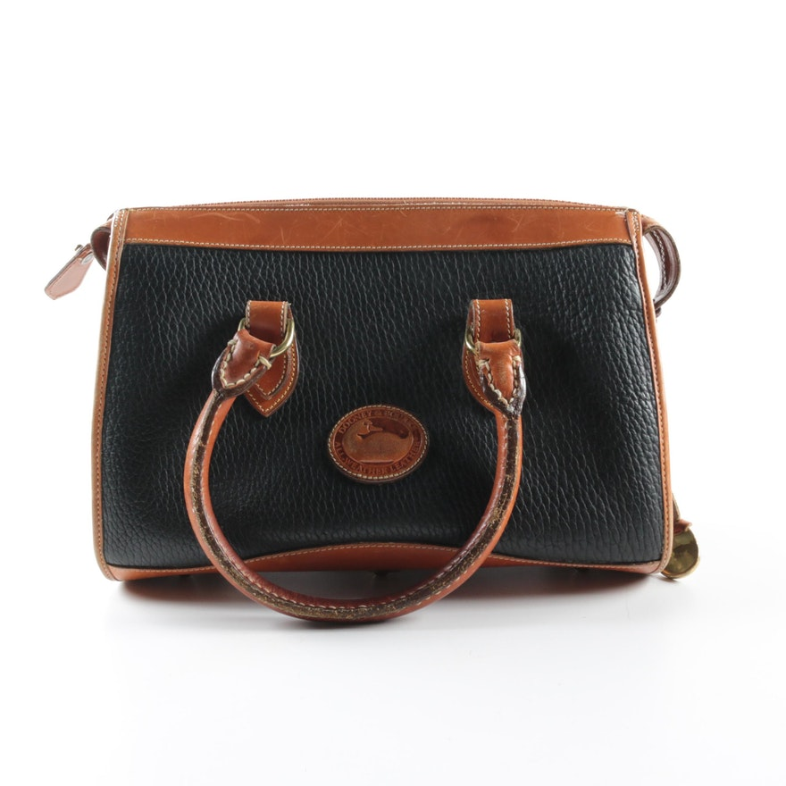 Dooney Bourke All Weather Pebbled Leather Handbag