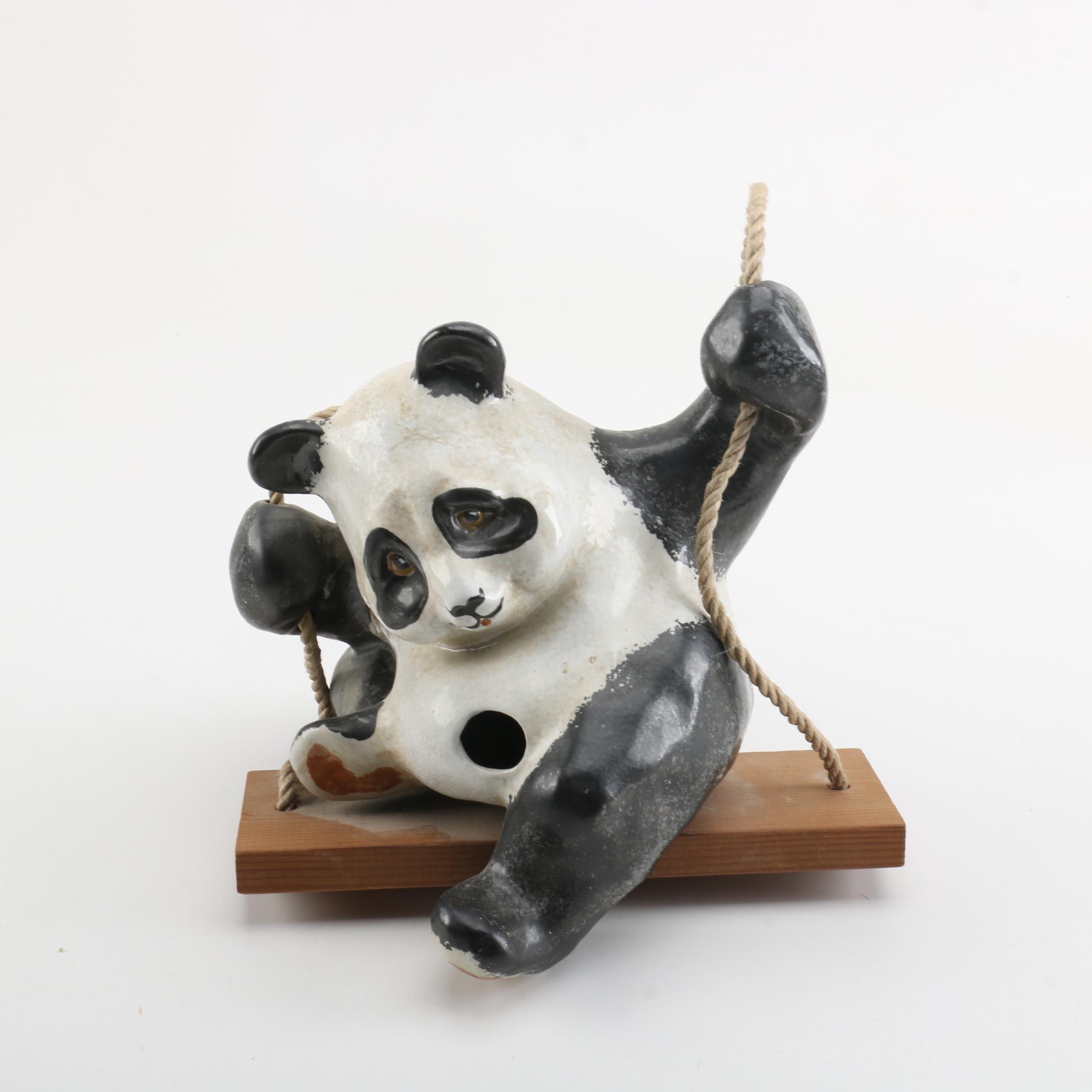 Louisville Stoneware Panda
