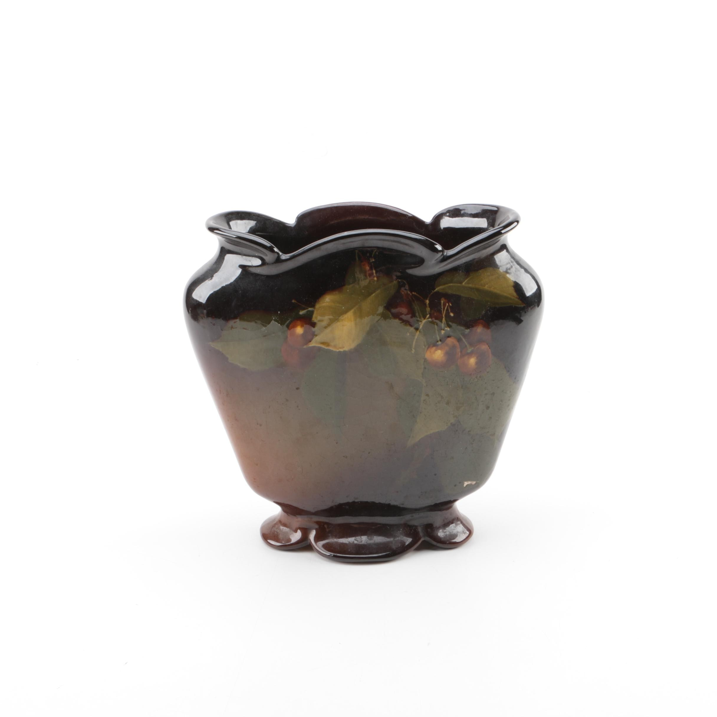 Rozane Ware Royal Vase
