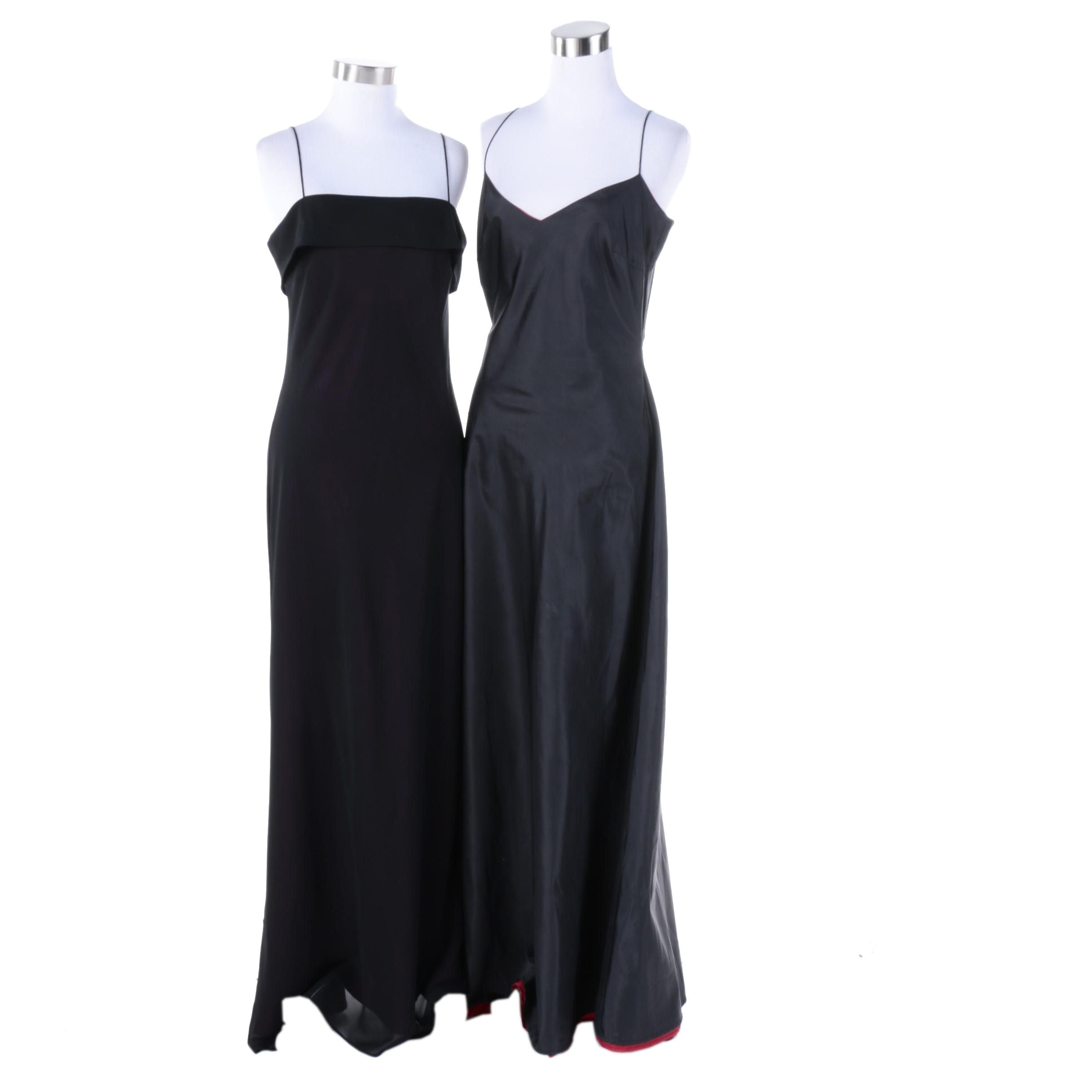 Evening Dresses Including Gina Bacconi